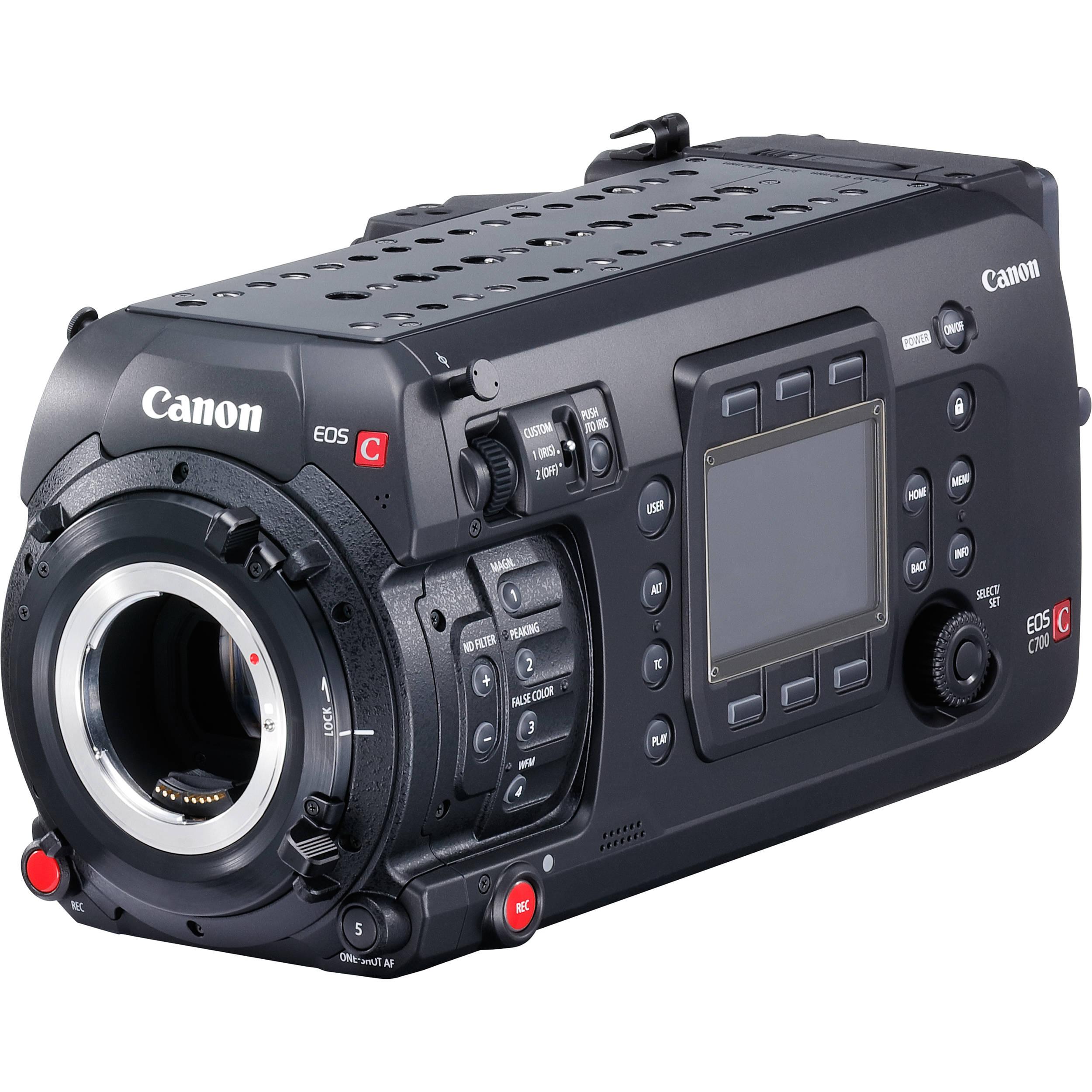 canon eos c700 cinema camera 1454c002 bamph photo video