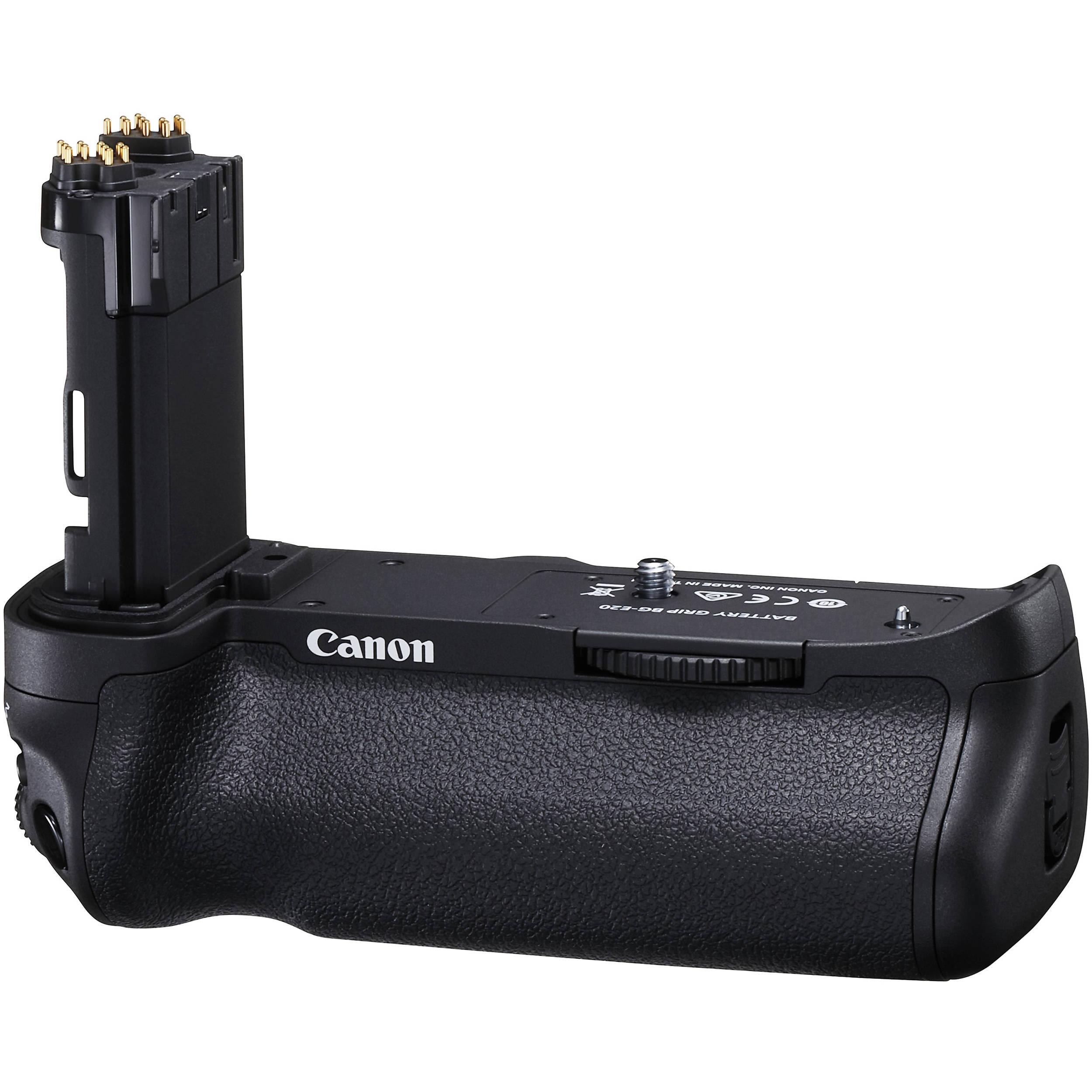 Canon BG E20 Battery Grip for EOS 5D Mark IV