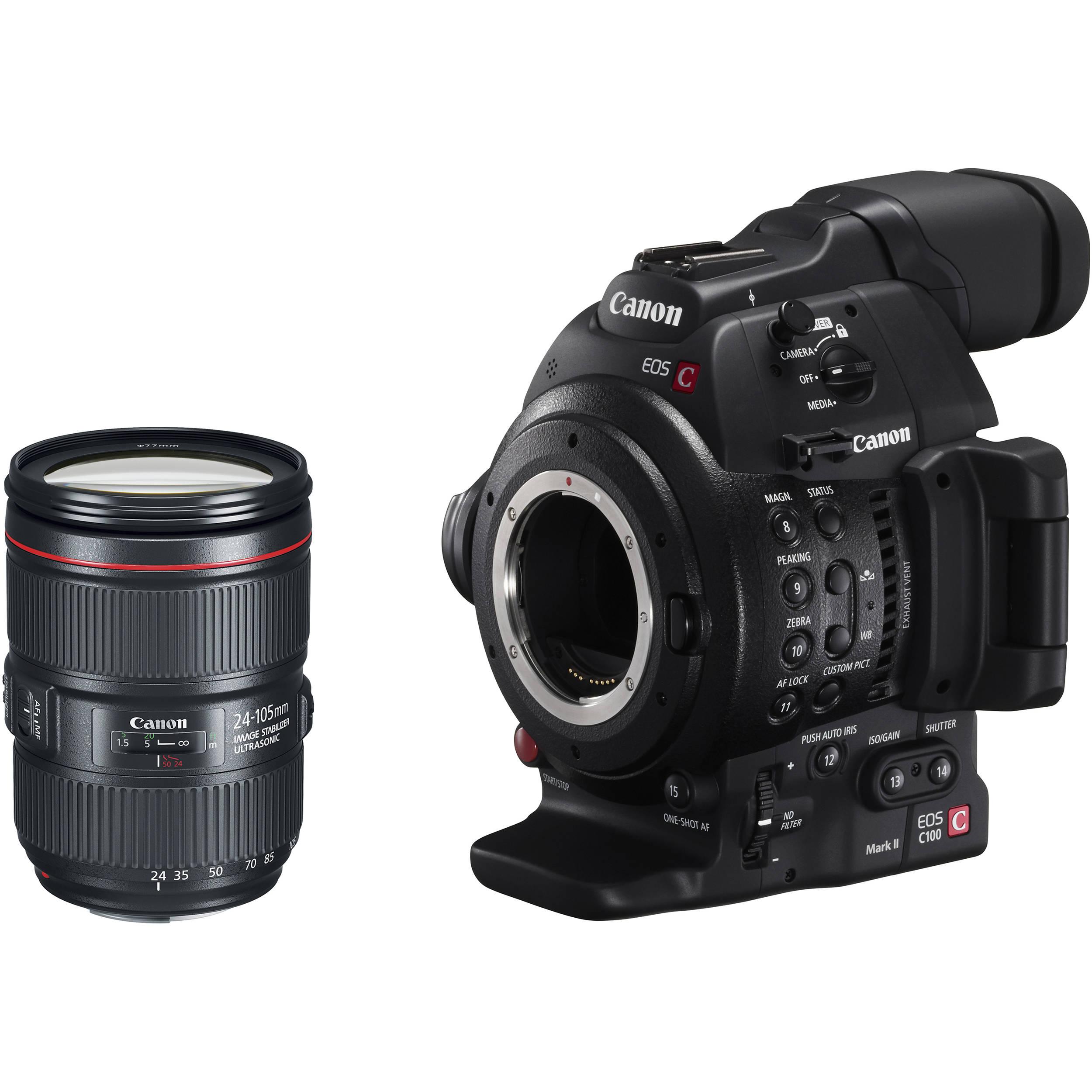 Canon EOS C100 Camera Drivers Windows XP