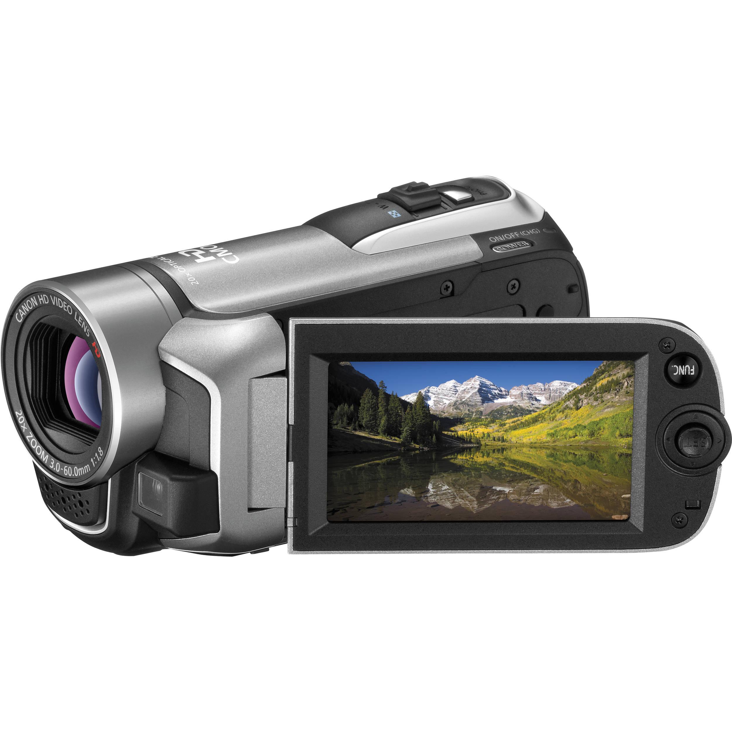 Canon VIXIA HF R100 Driver Windows