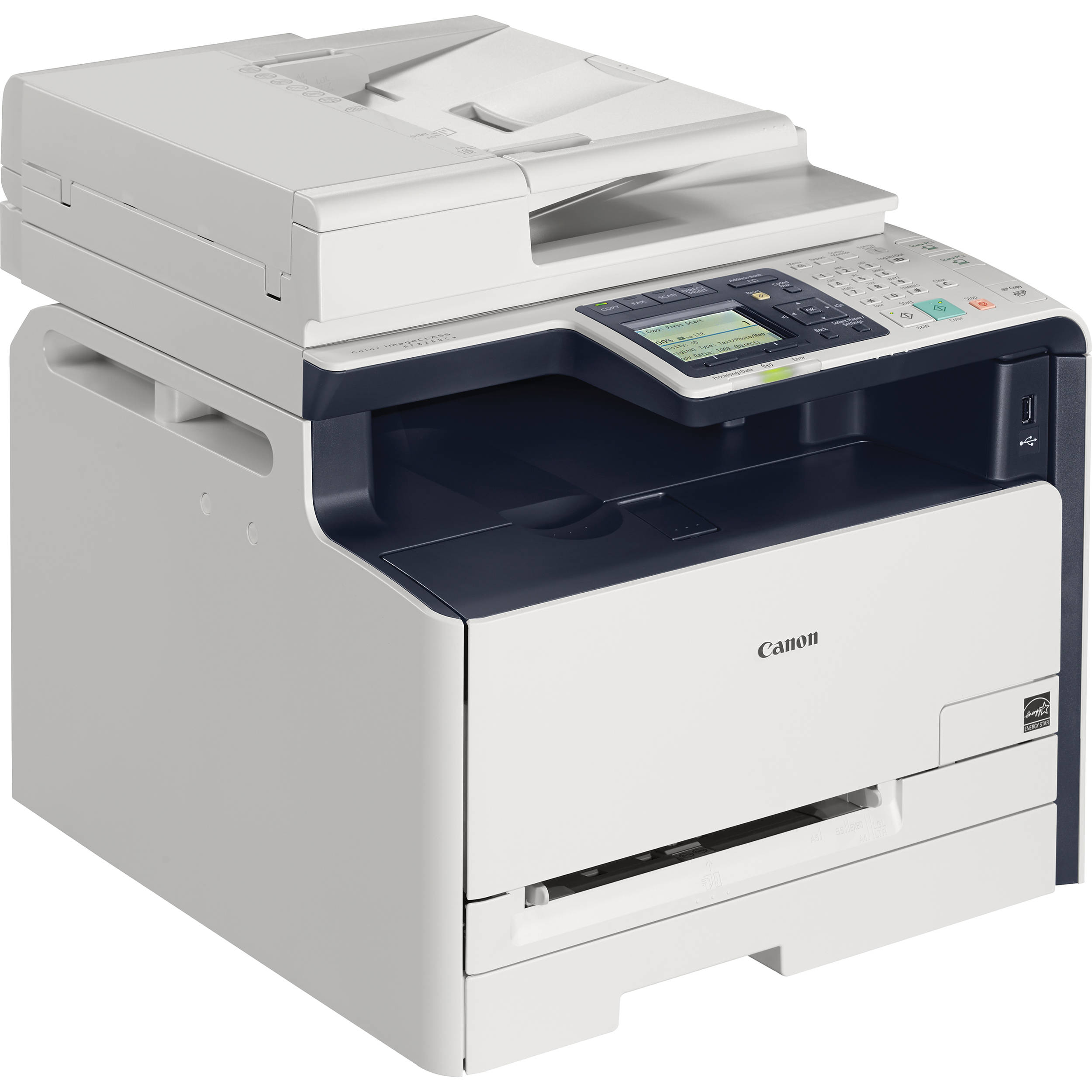 Canon Wireless Color Laser Printer