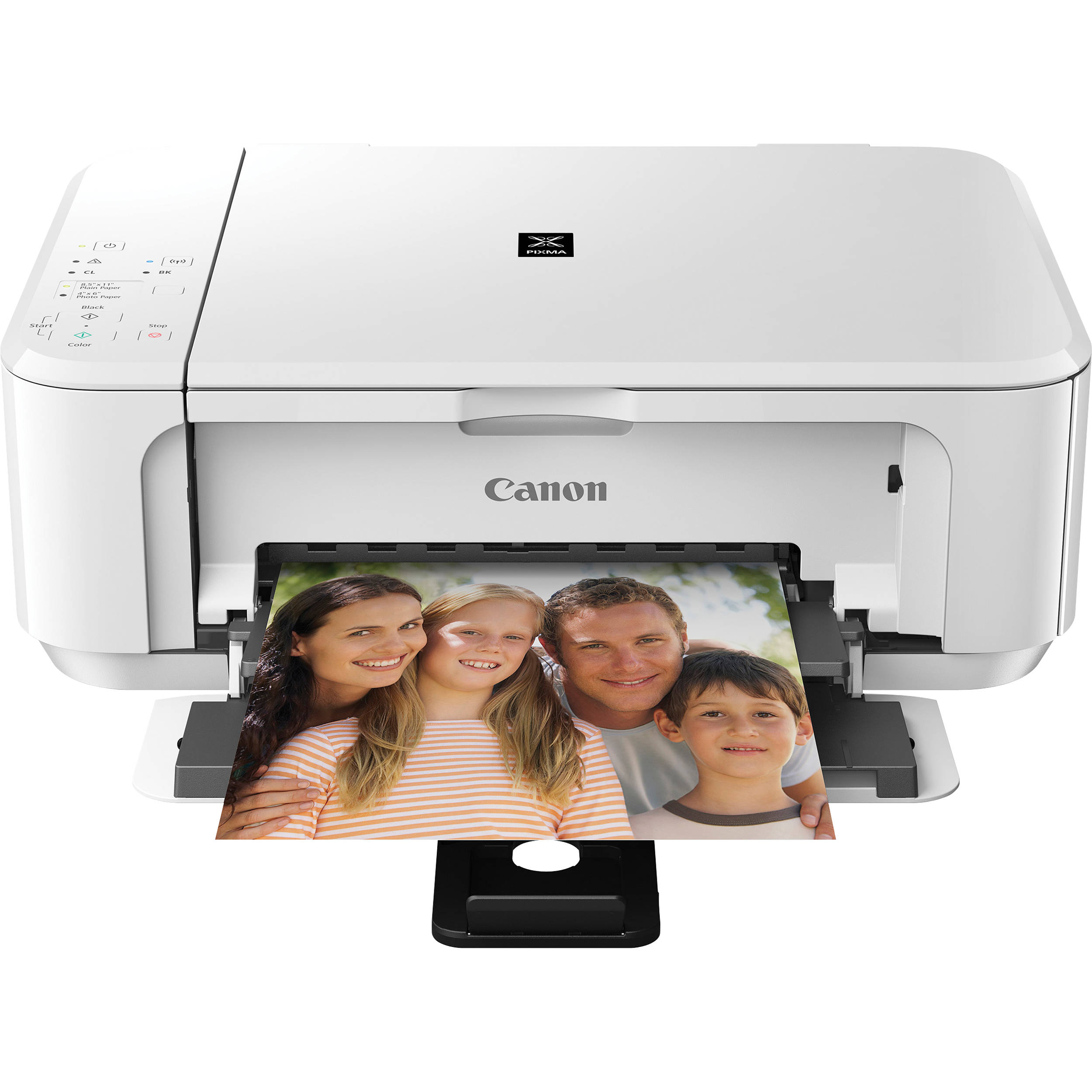 canon pixma mg3520 wireless color all in one inkjet. Black Bedroom Furniture Sets. Home Design Ideas