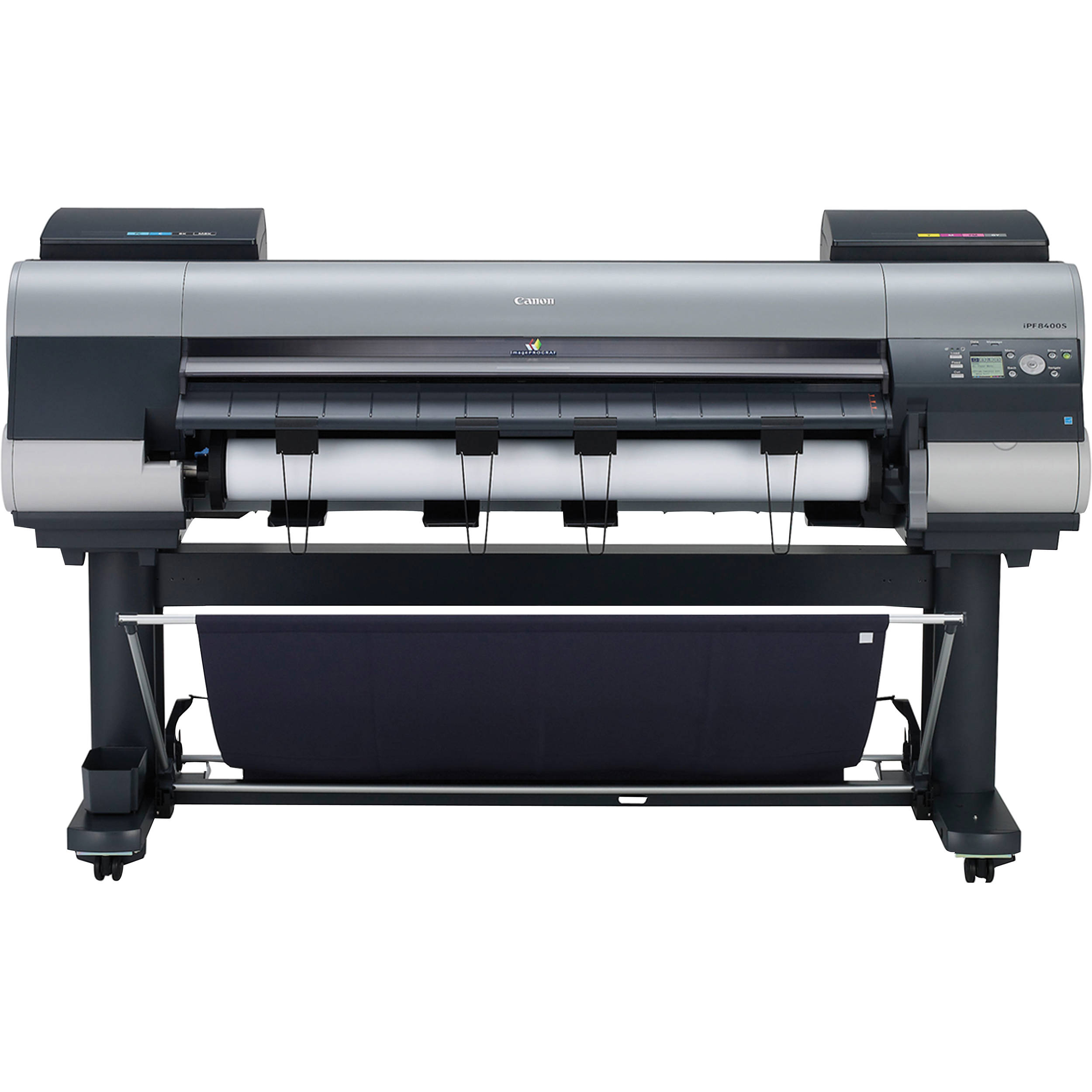"""Canon imagePROGRAF iPF8400S 44"""" Wide-Format 8554B002AA B&H"""
