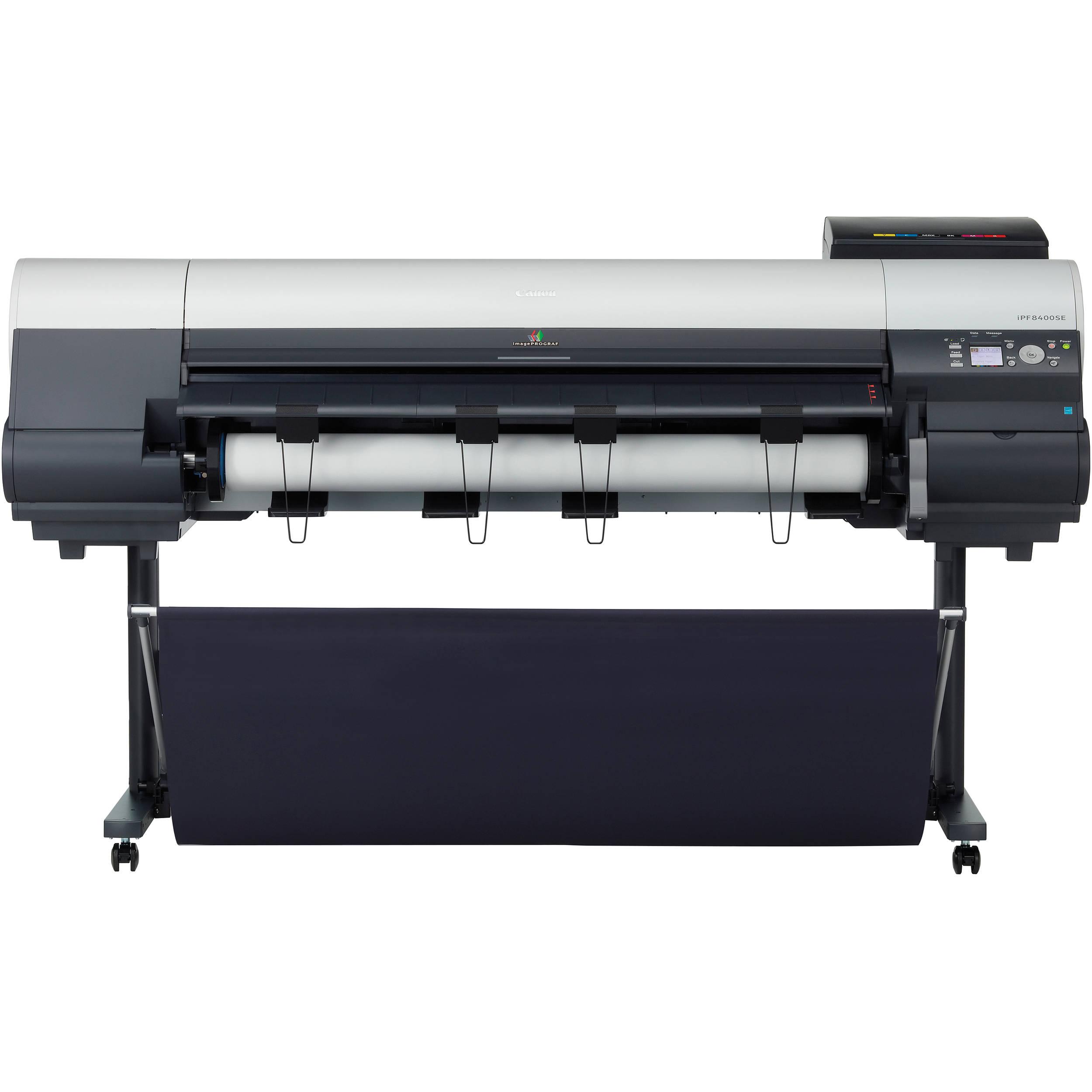 Canon ImagePROGRAF IPF8400SE 44 Large Format Inkjet Printer