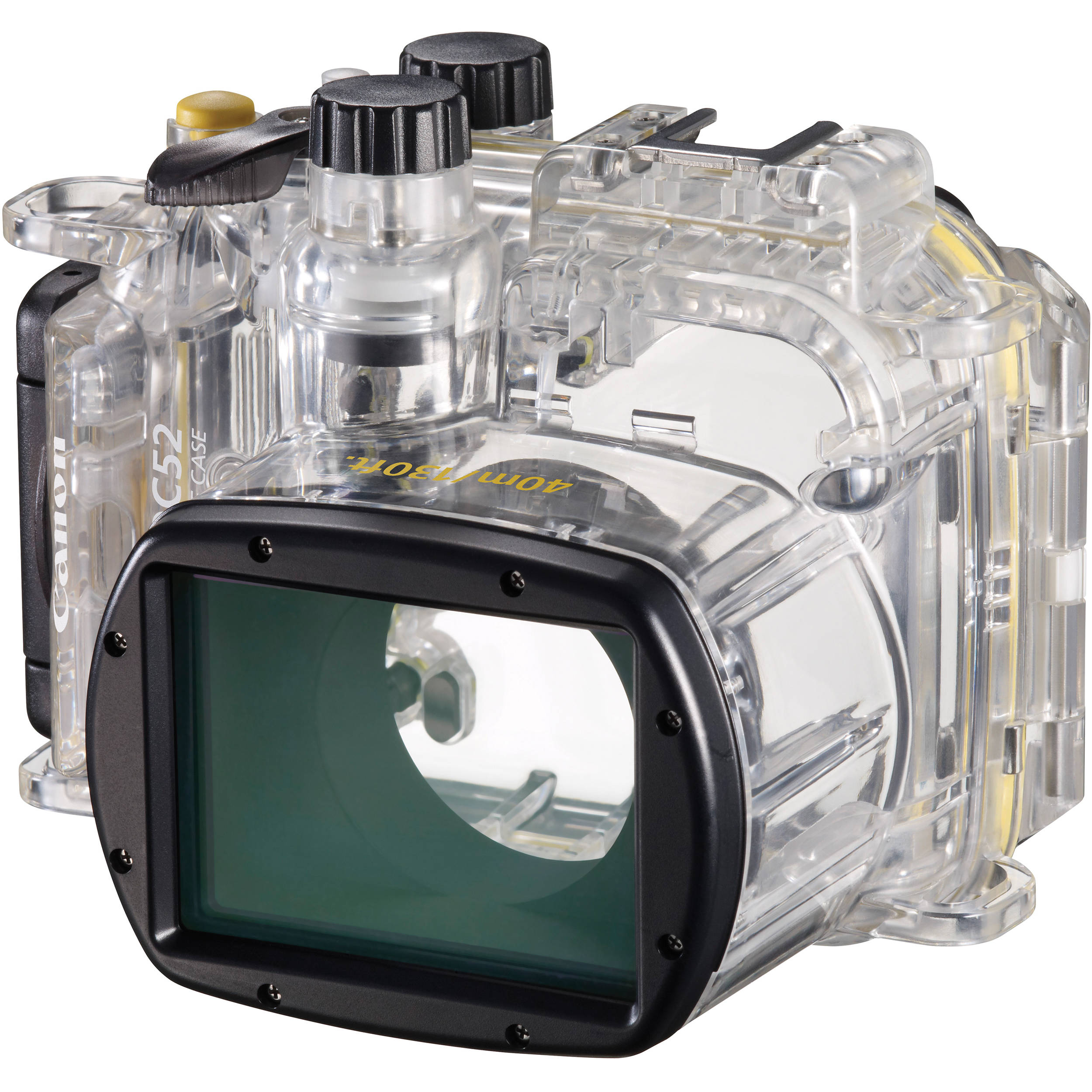 Canon WP DC52 Waterproof Case for PowerShot G16 8722B001 B&H