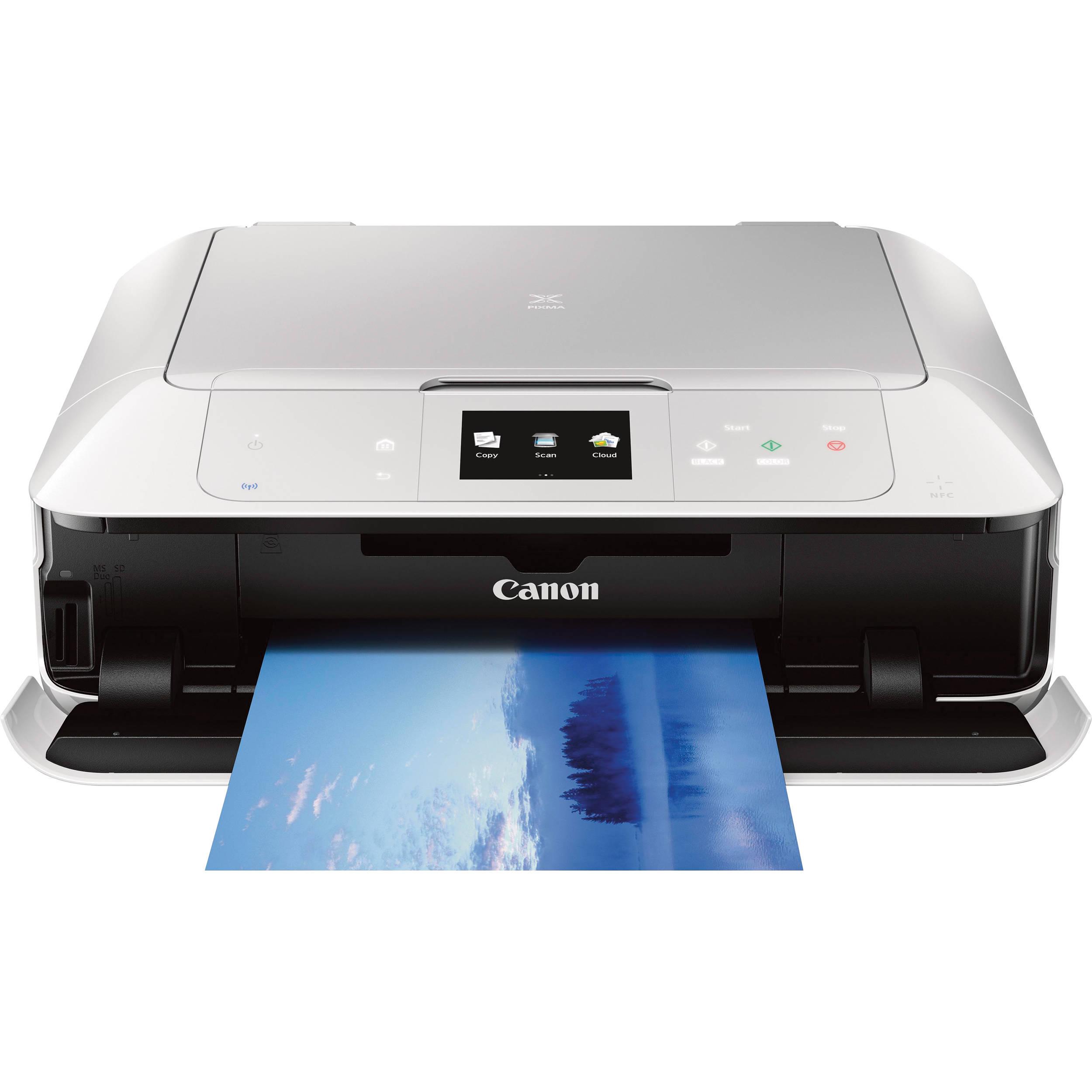 canon pixma mg7520 wireless all in one inkjet printer 9489b022. Black Bedroom Furniture Sets. Home Design Ideas