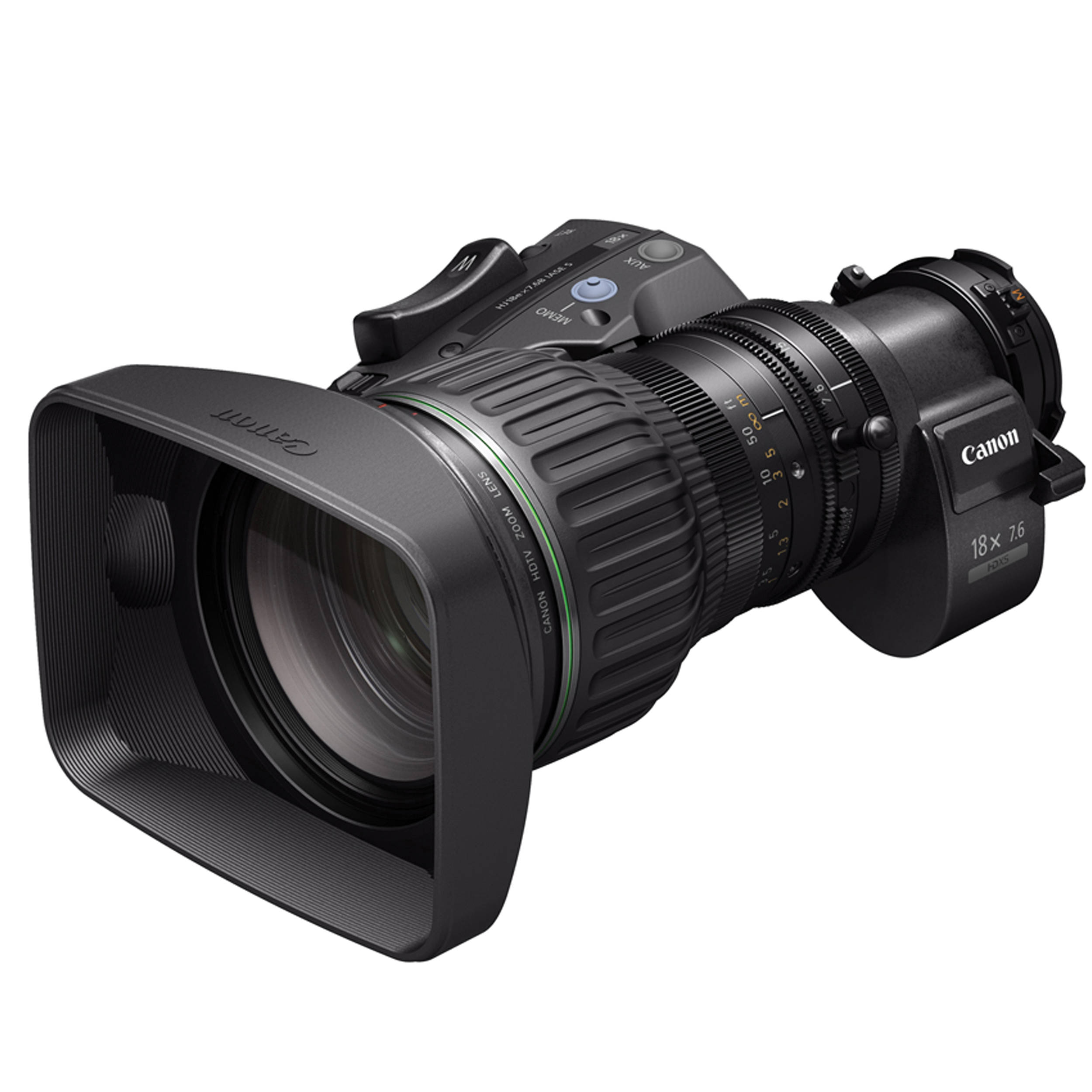 Canon Hjex B Iase S   Eng Efp Zoom Lens With