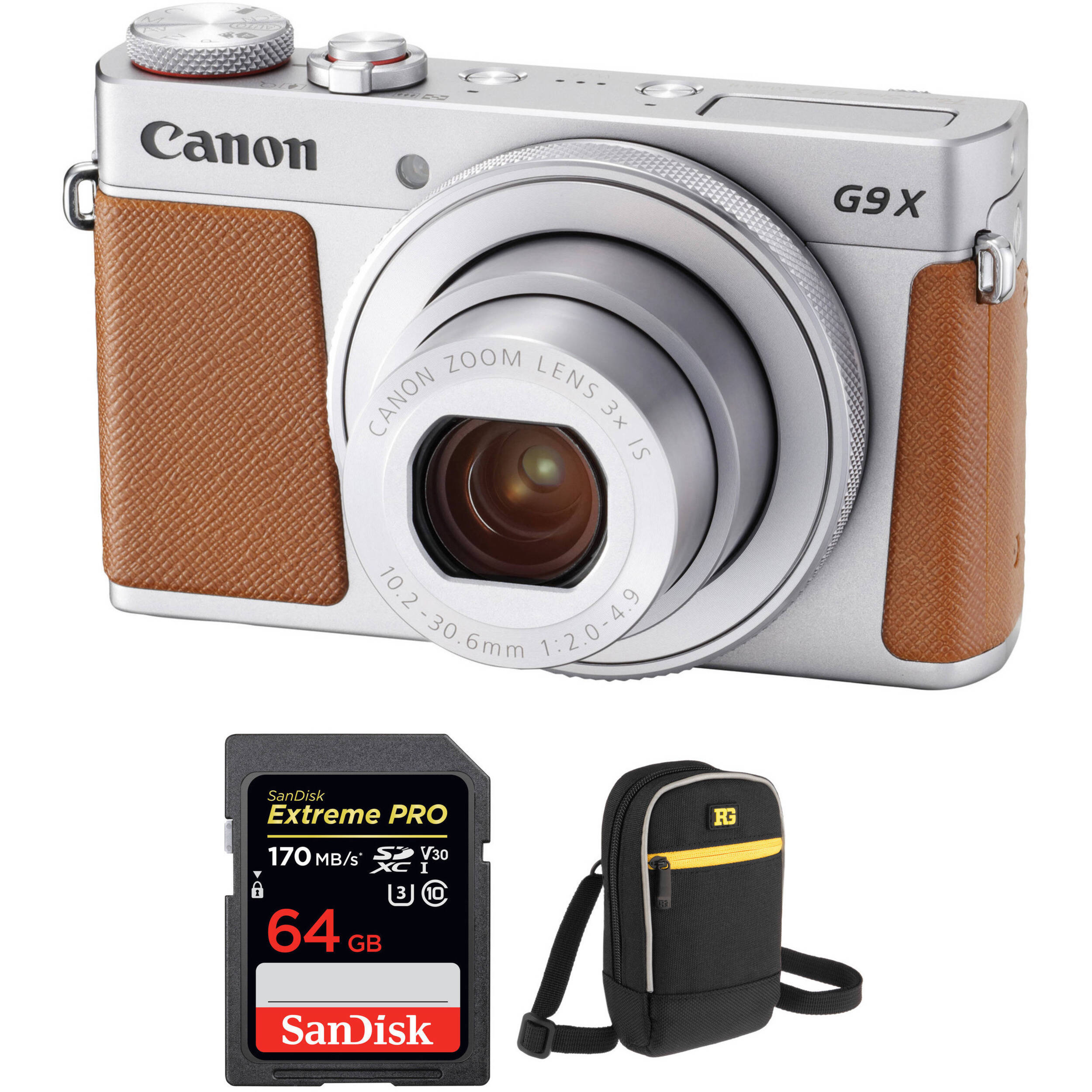 canon powershot g9 x mark ii digital camera with free accessory rh bhphotovideo com Canon PowerShot G9 Accessories canon powershot g9 service manual