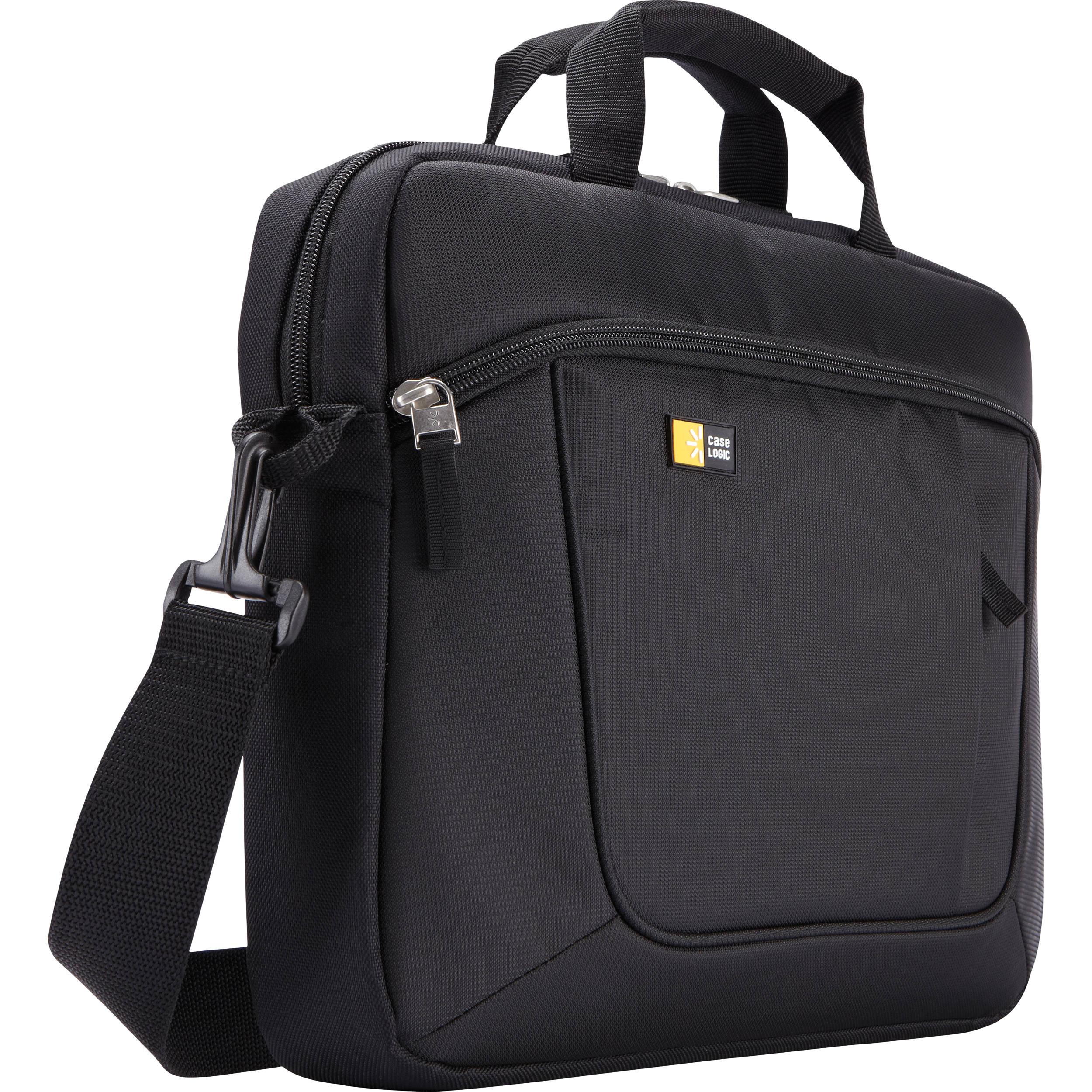 case logic aua 314 b 14 ultrabook laptop attache
