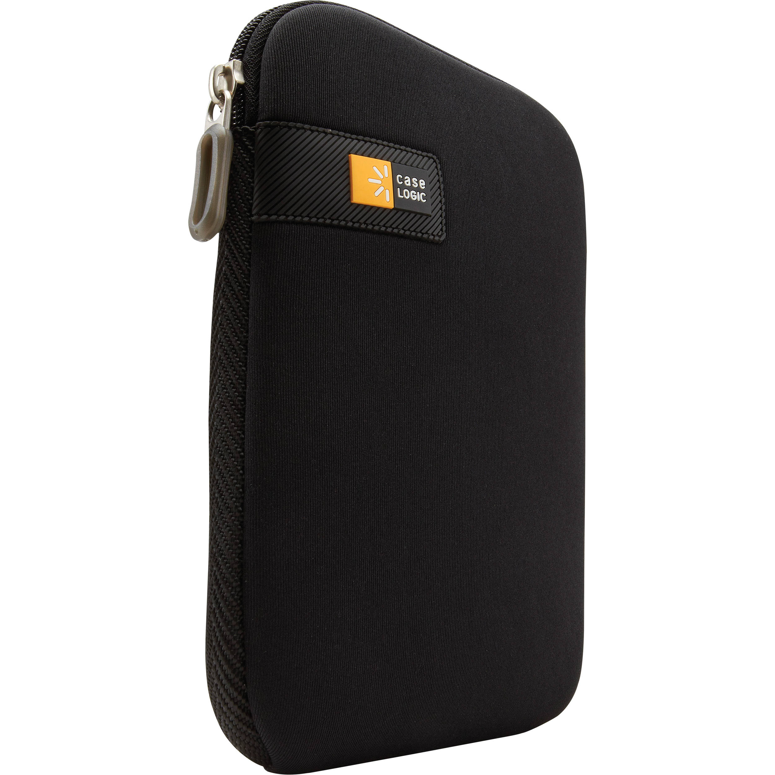 Case logic 7 tablet sleeve lapst 107 black b h photo video for Housse case logic