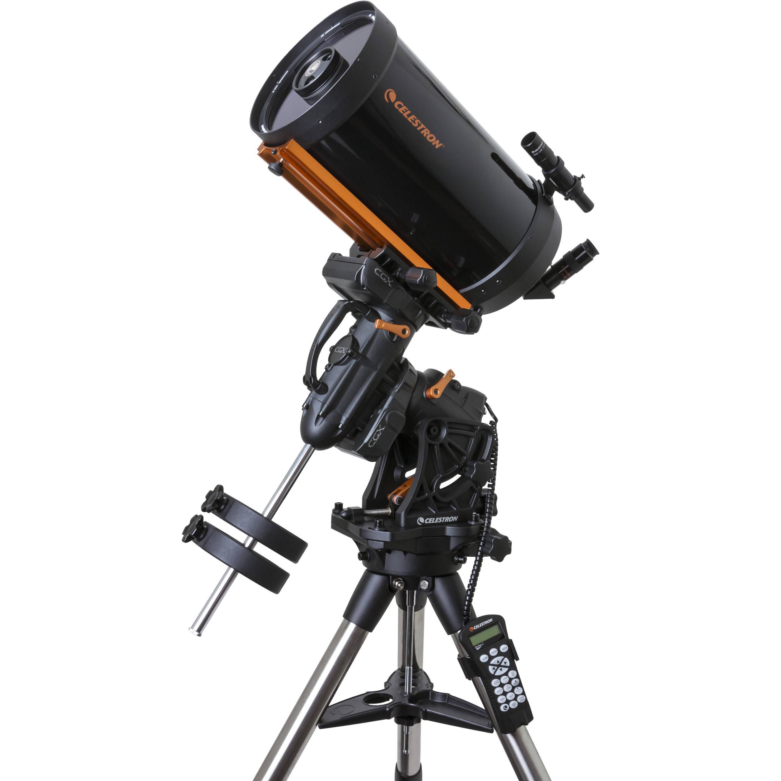 Celestron Cgx Eq 925 235mm F 10 Schmidt Cassegrain Goto 12051