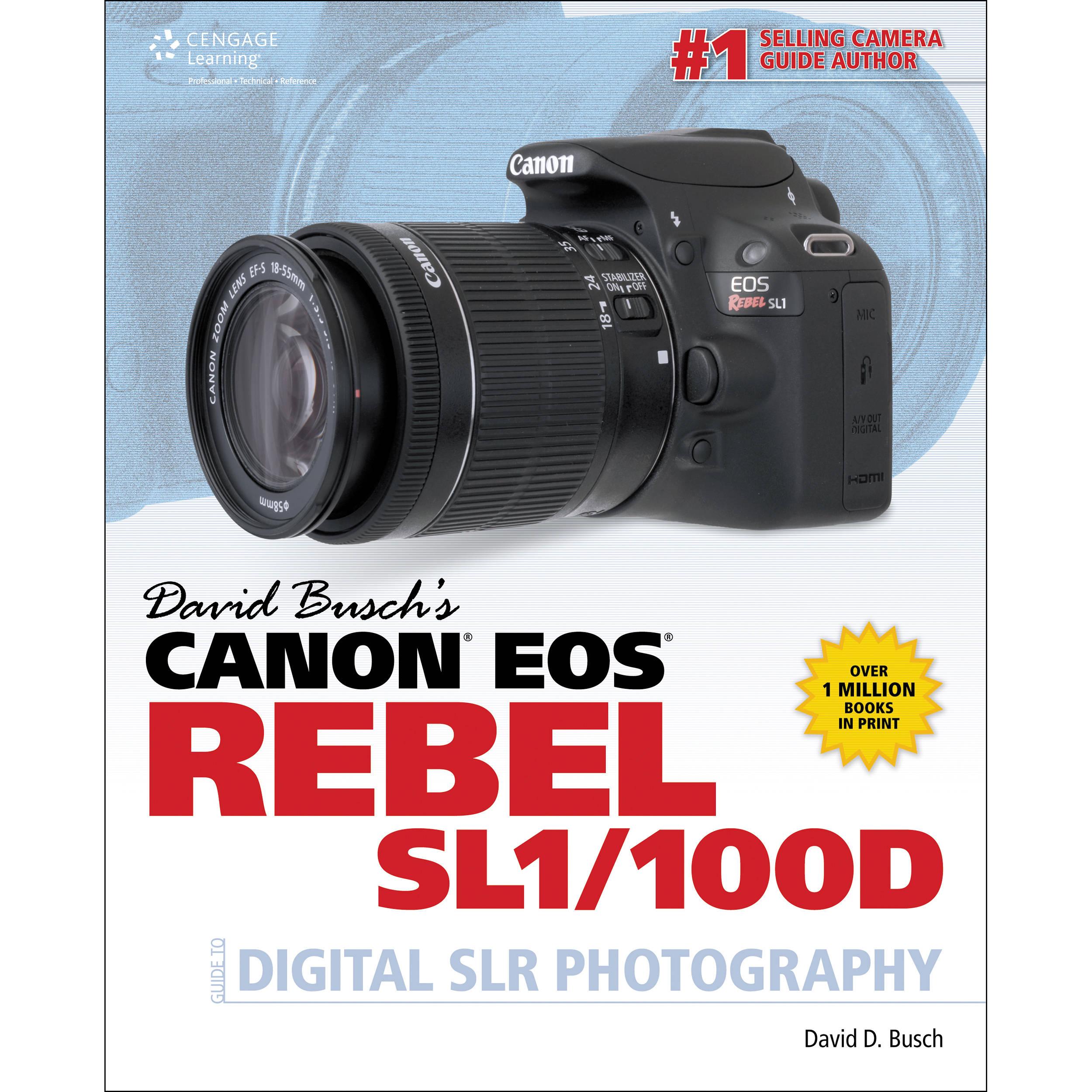 Cengage Course Tech. Book: David Busch\'s Canon EOS 9781285839165