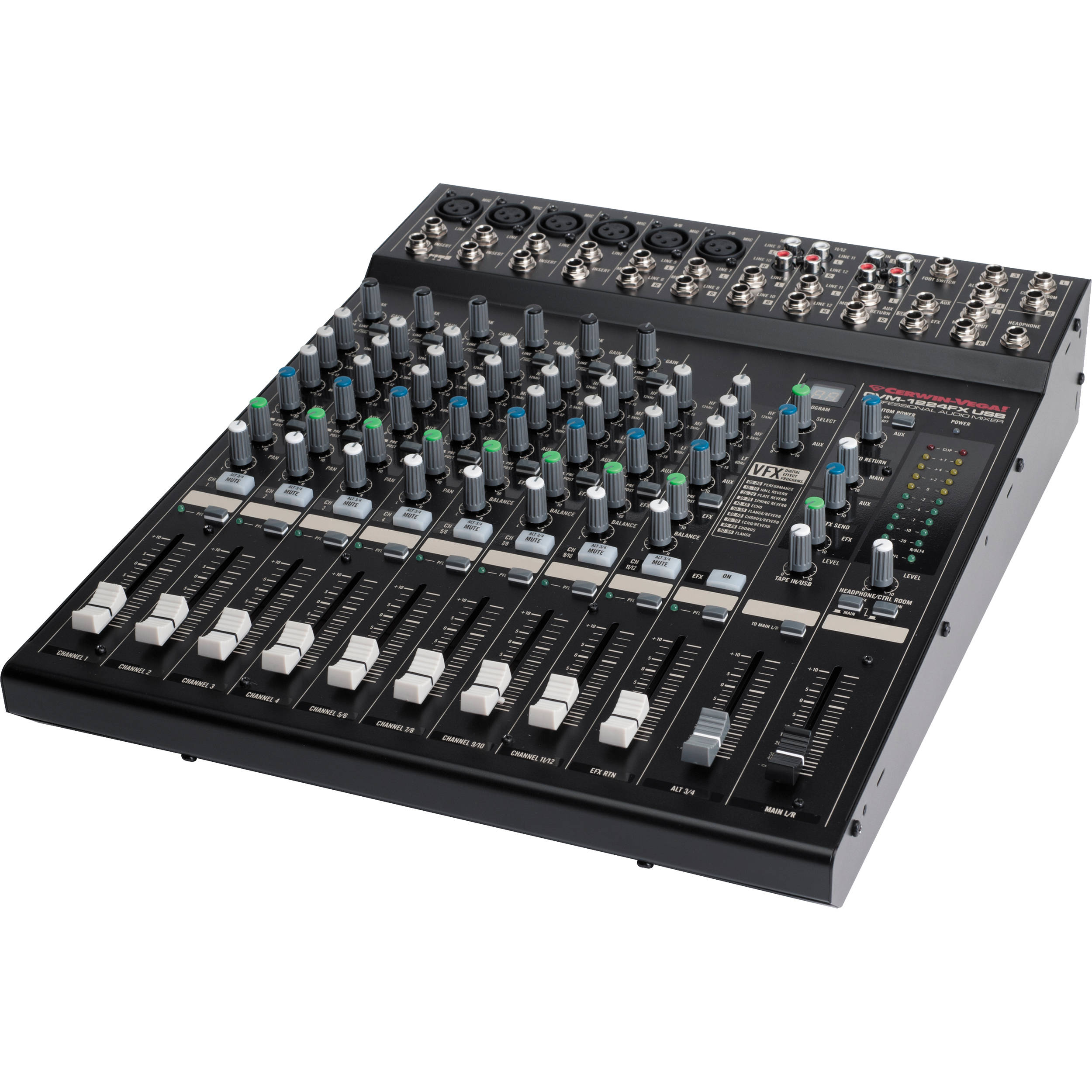 mixer rack w eur multimix mount channel bluetooth en wireless audio oe alesis art