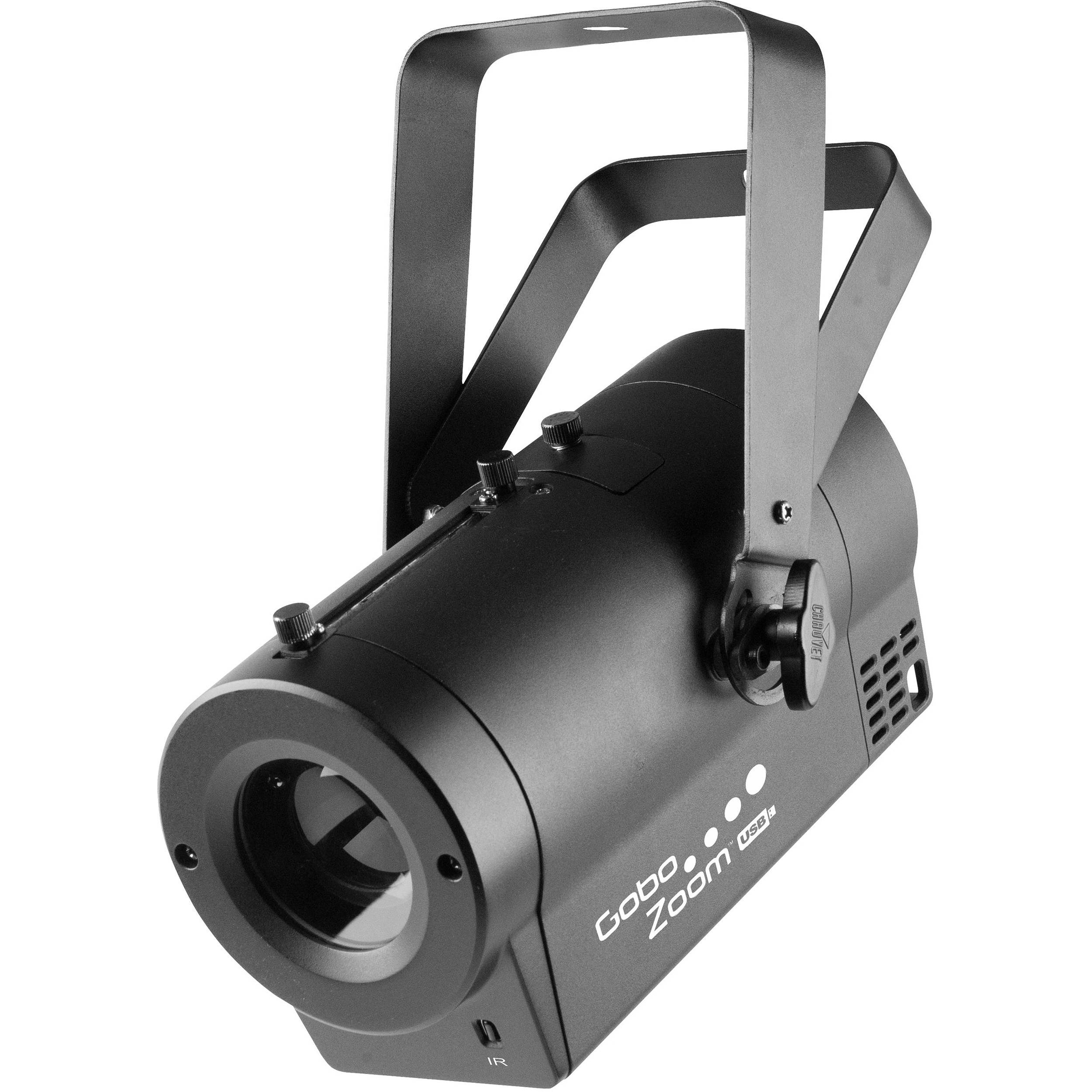 Used chauvet dj gobo zoom usb projector gobozoomusb b h photo for Usb projector reviews