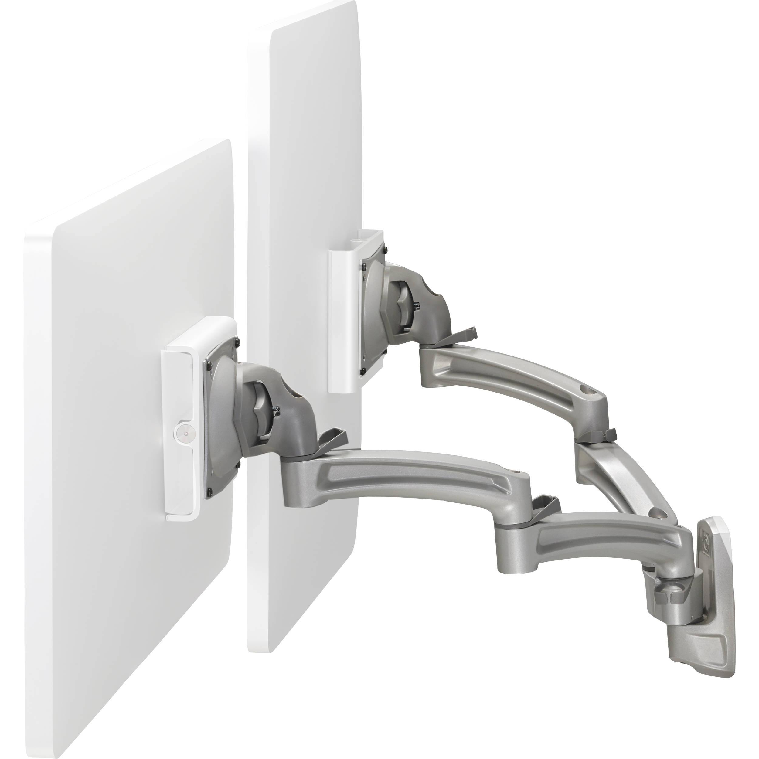 Chief Kontour K2w220 Articulating Wall Mount For Dual 10