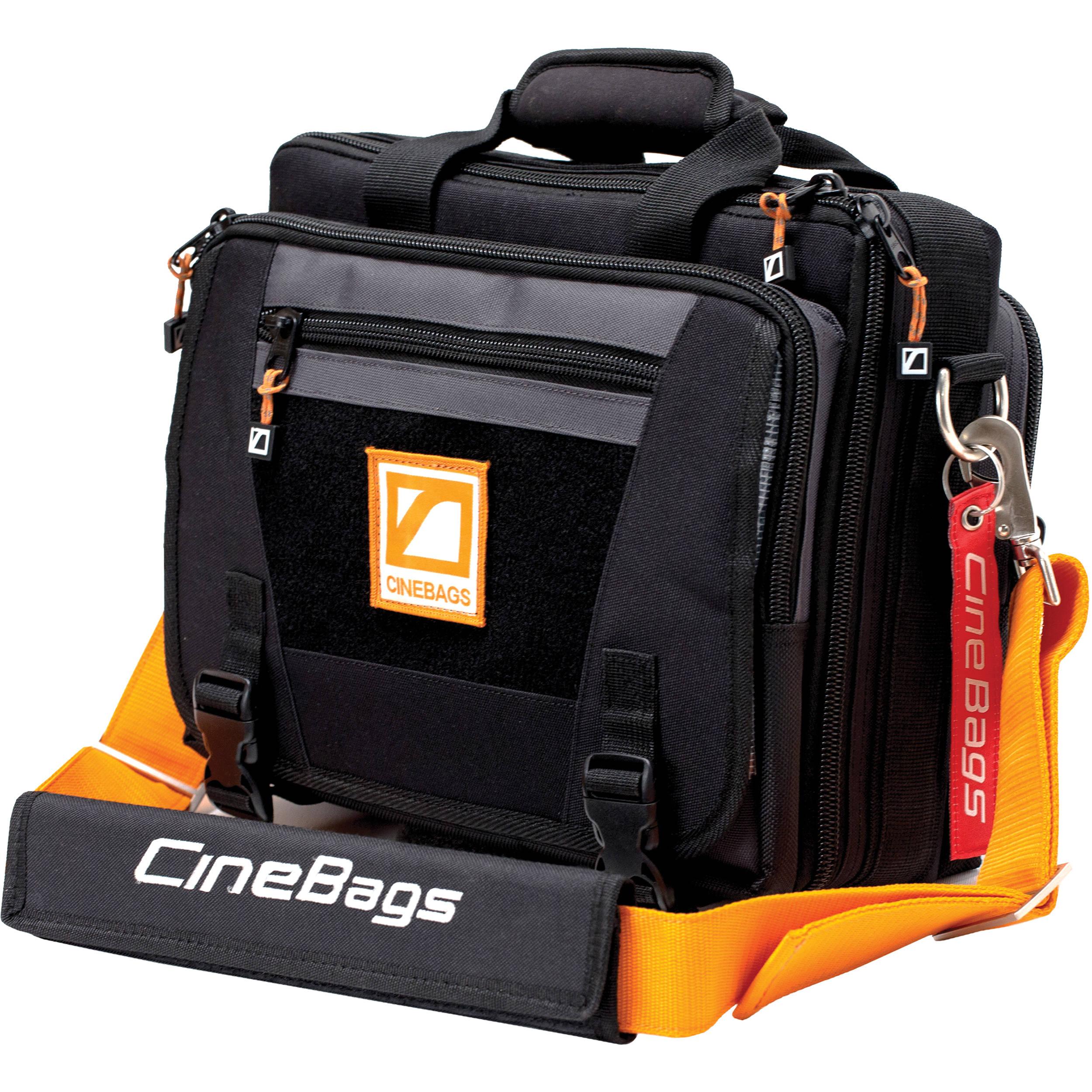 Cinebags Cb26 Gp Bunker Bag For Gopro Cameras Black Charcoal