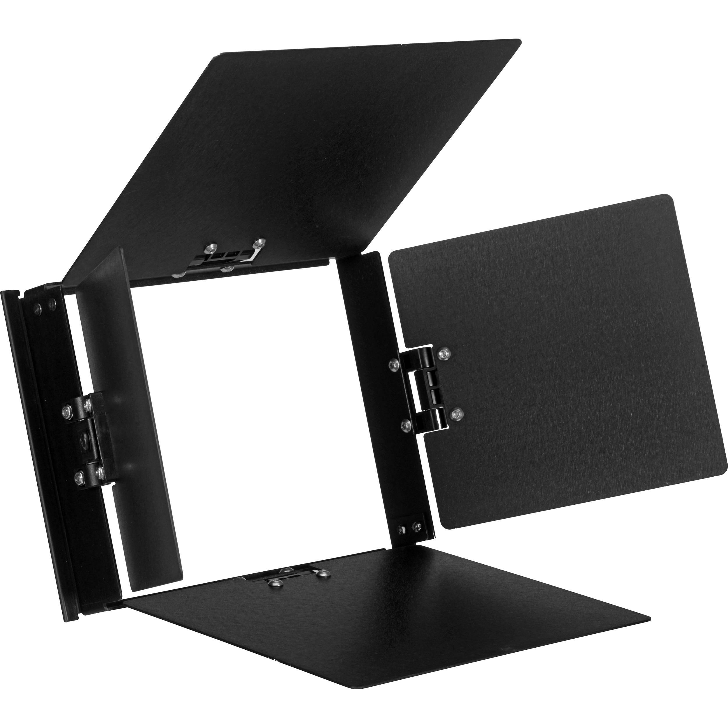 Cineo Lighting 4 Leaf Barndoors For Maverick Led Light 9000089
