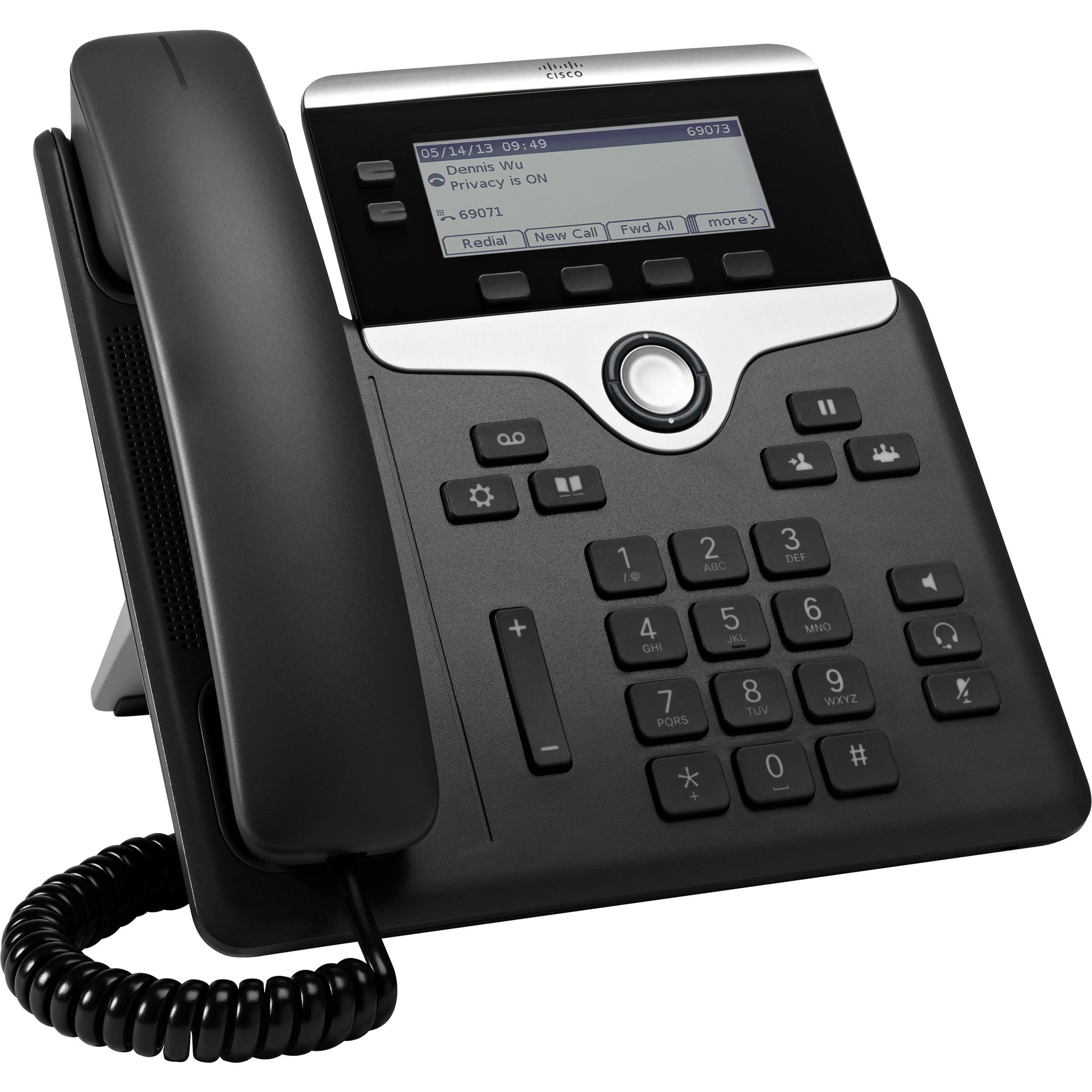Cisco 7821 IP Phone Driver (2019)
