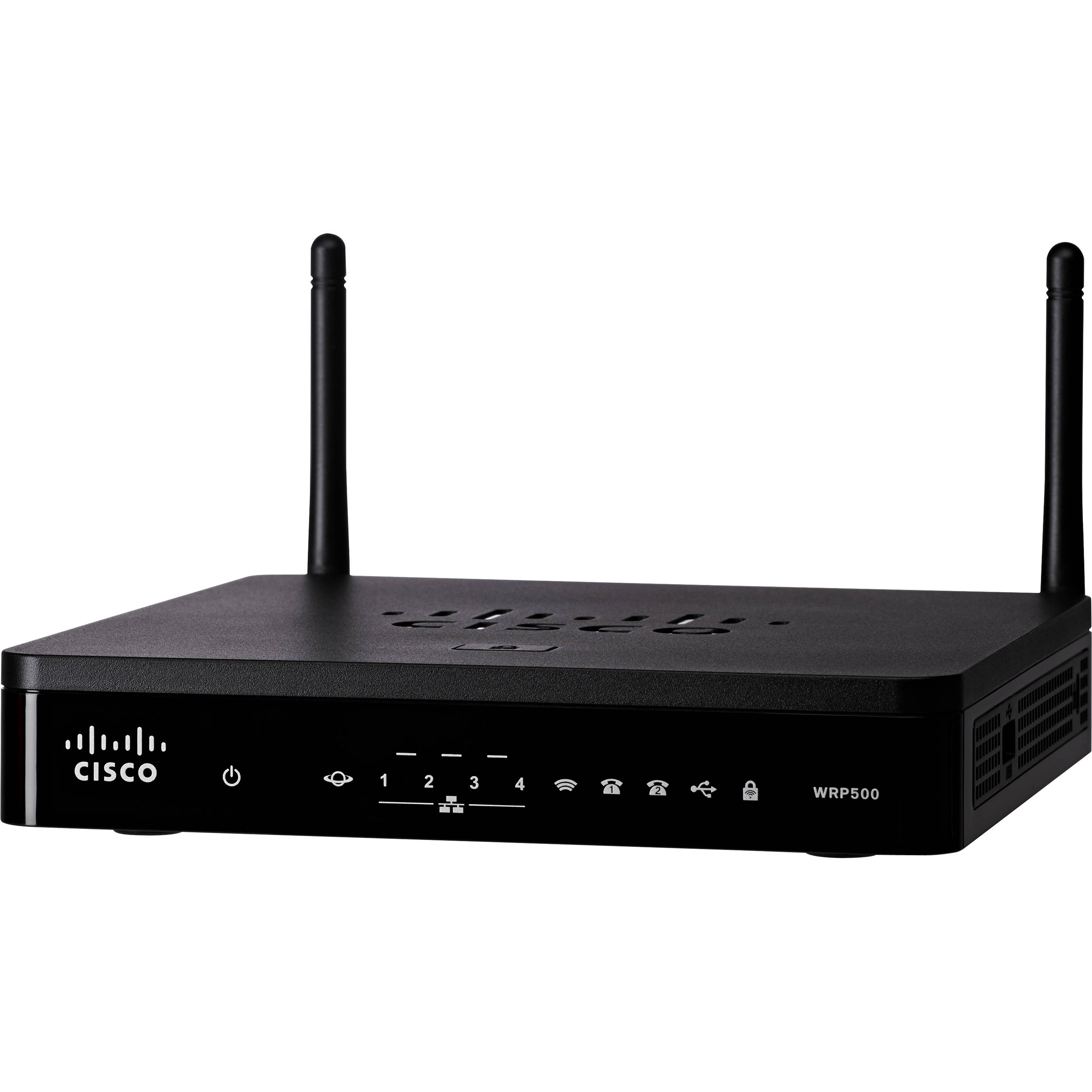 Cisco WRP500-A-K9 Wireless-AC Broadband Router WRP500-A-K9 B&H