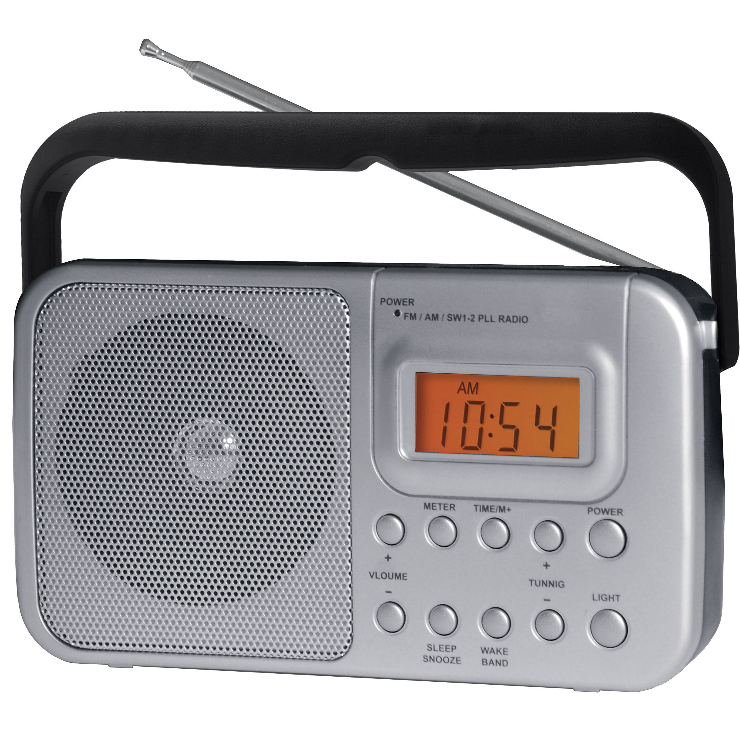 Coby Portable Am Fm Shortwave Radio