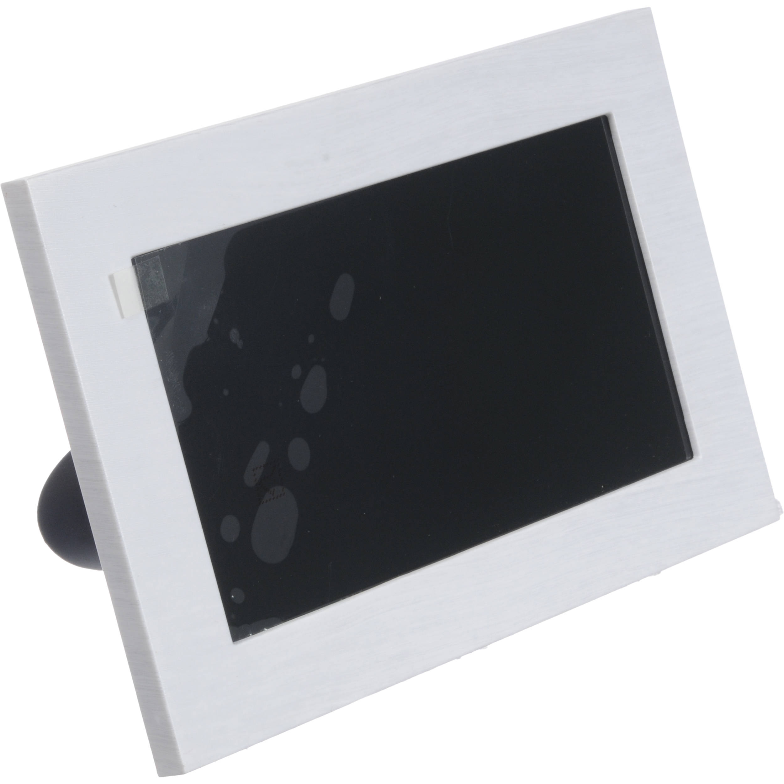 Coby Dp700 7 Widescreen Digital Photo Frame Dp700wht Bh