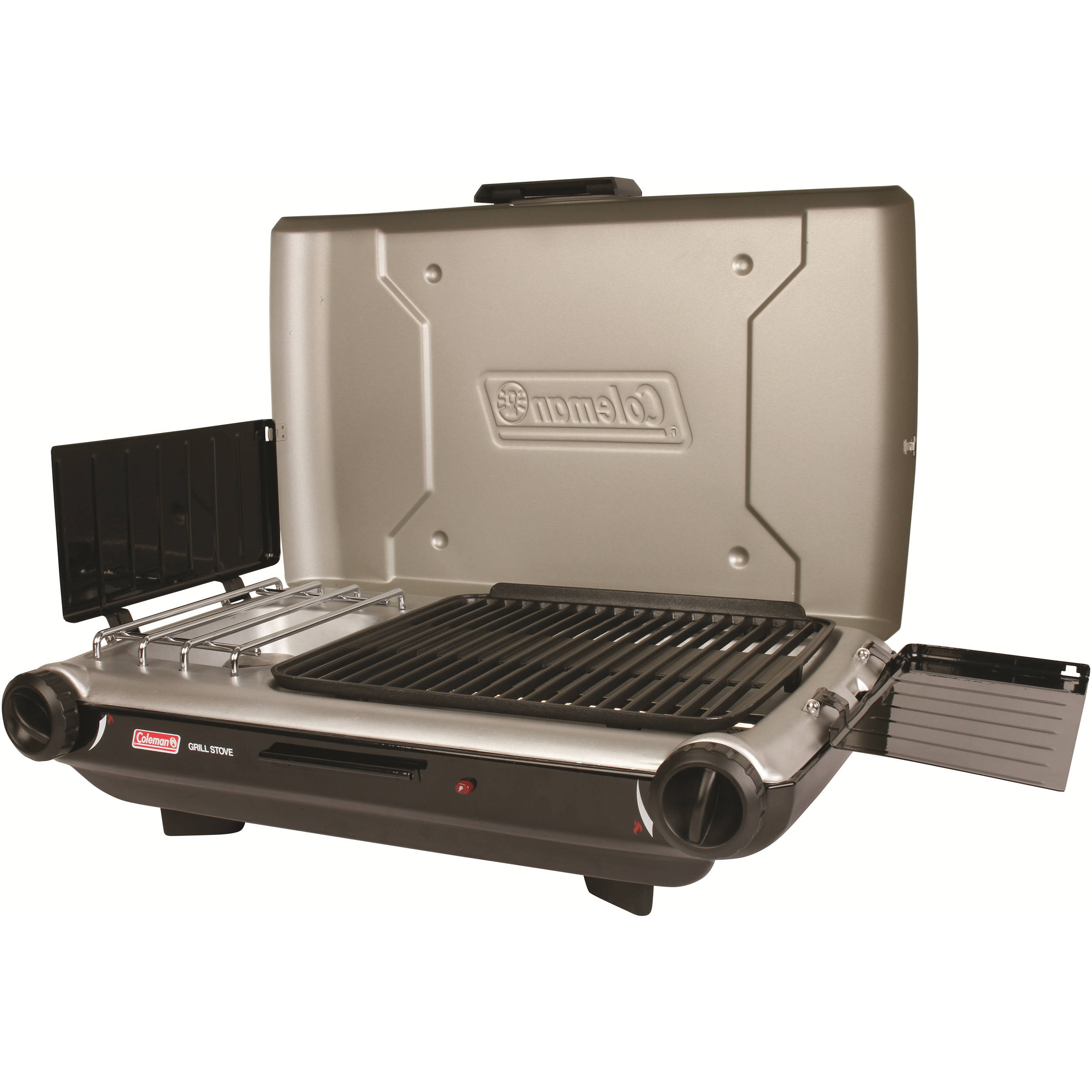 Coleman Camp Propane Grill/Stove+ 2000020925 B&H Photo Video
