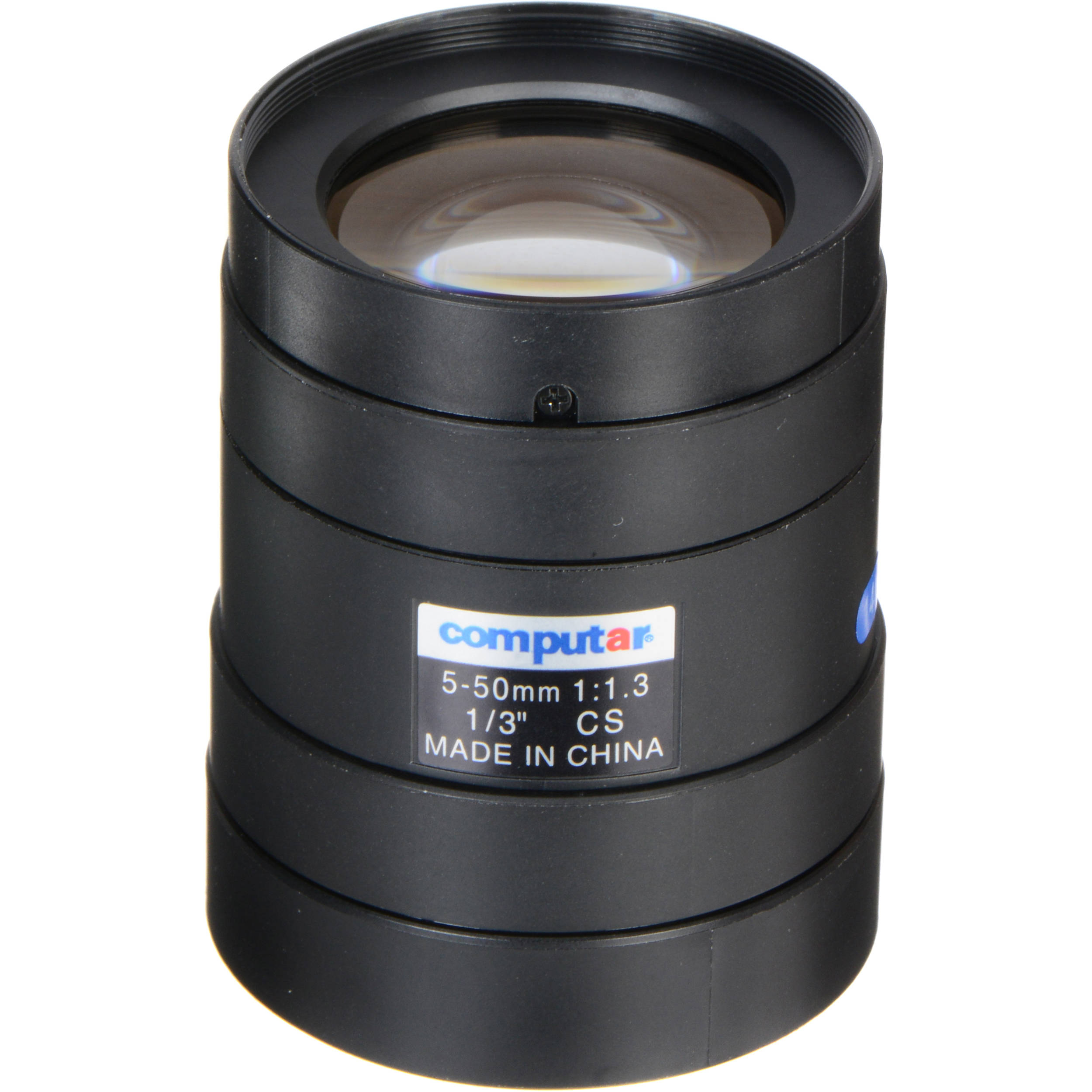 computar CS-Mount 5-50mm Varifocal Lens T10Z0513CS B&H Photo