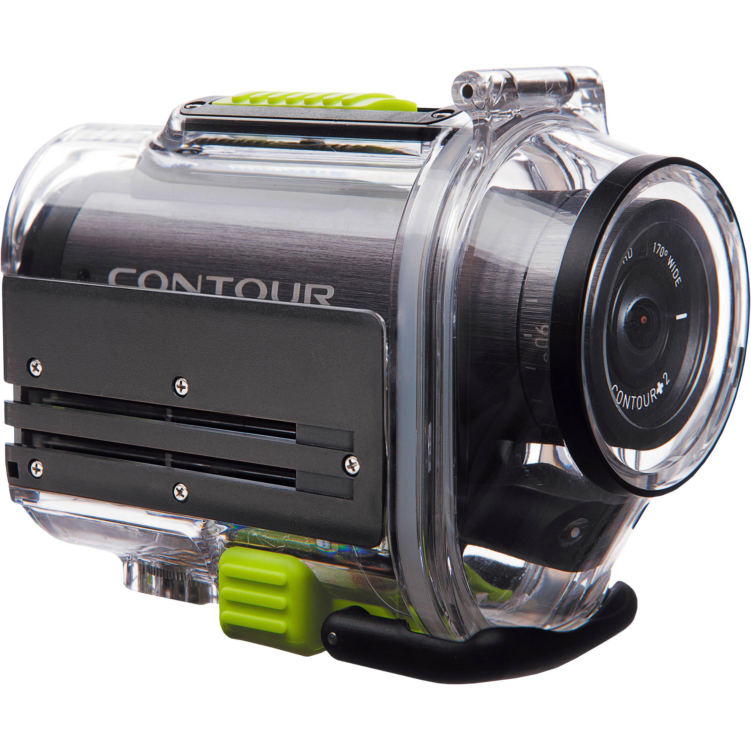 Contour Contour+2 HD Action Camcorder 1701 B&H Photo Video