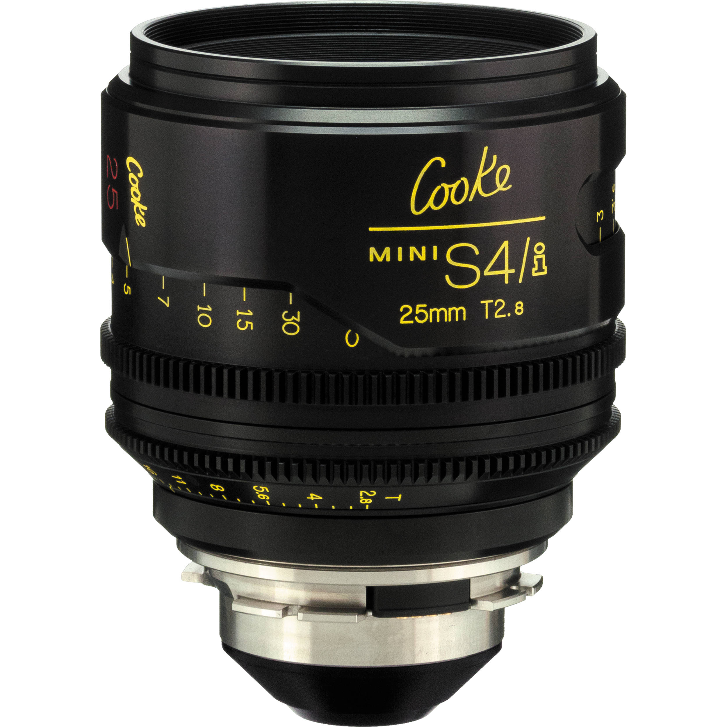 8ca49b66ddf8 Cooke 25mm T2.8 miniS4 i Cine Lens (Feet) CKEP 25 B H Photo