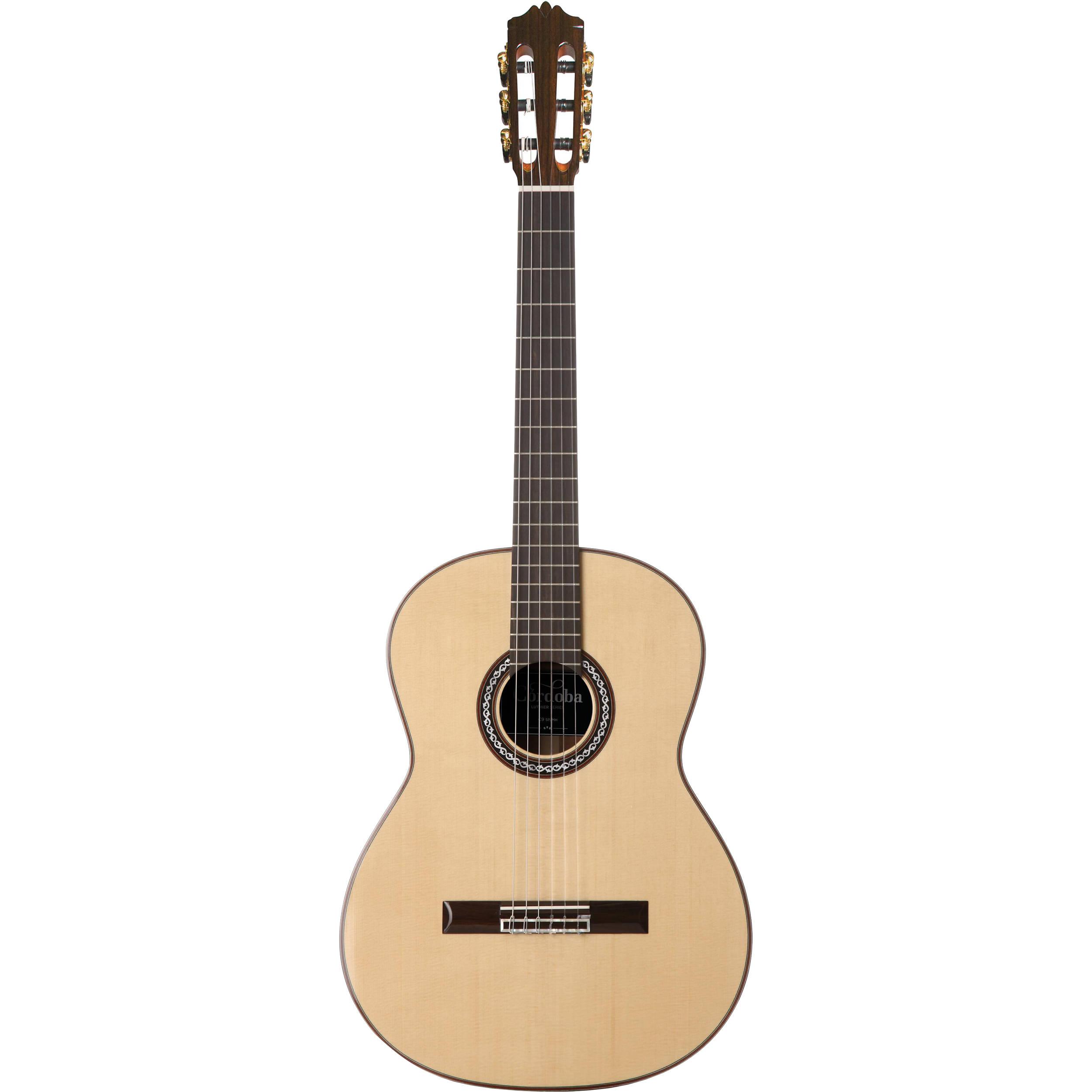 6cd0feb0a Cordoba C9 Luthier Series Nylon-String Classical Guitar (European Spruce  Top