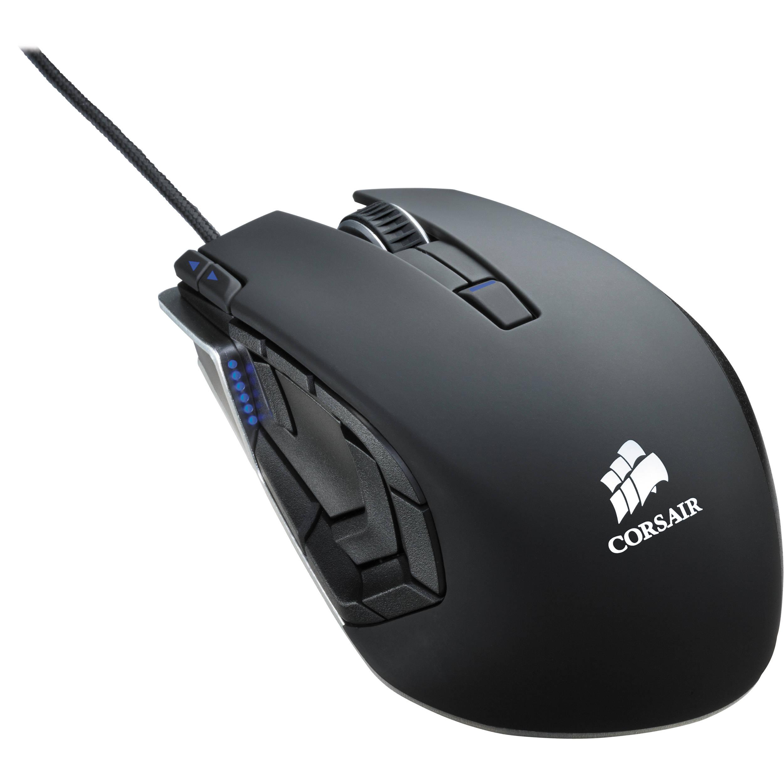 Drivers Update: Corsair Vengeance M95 Mouse