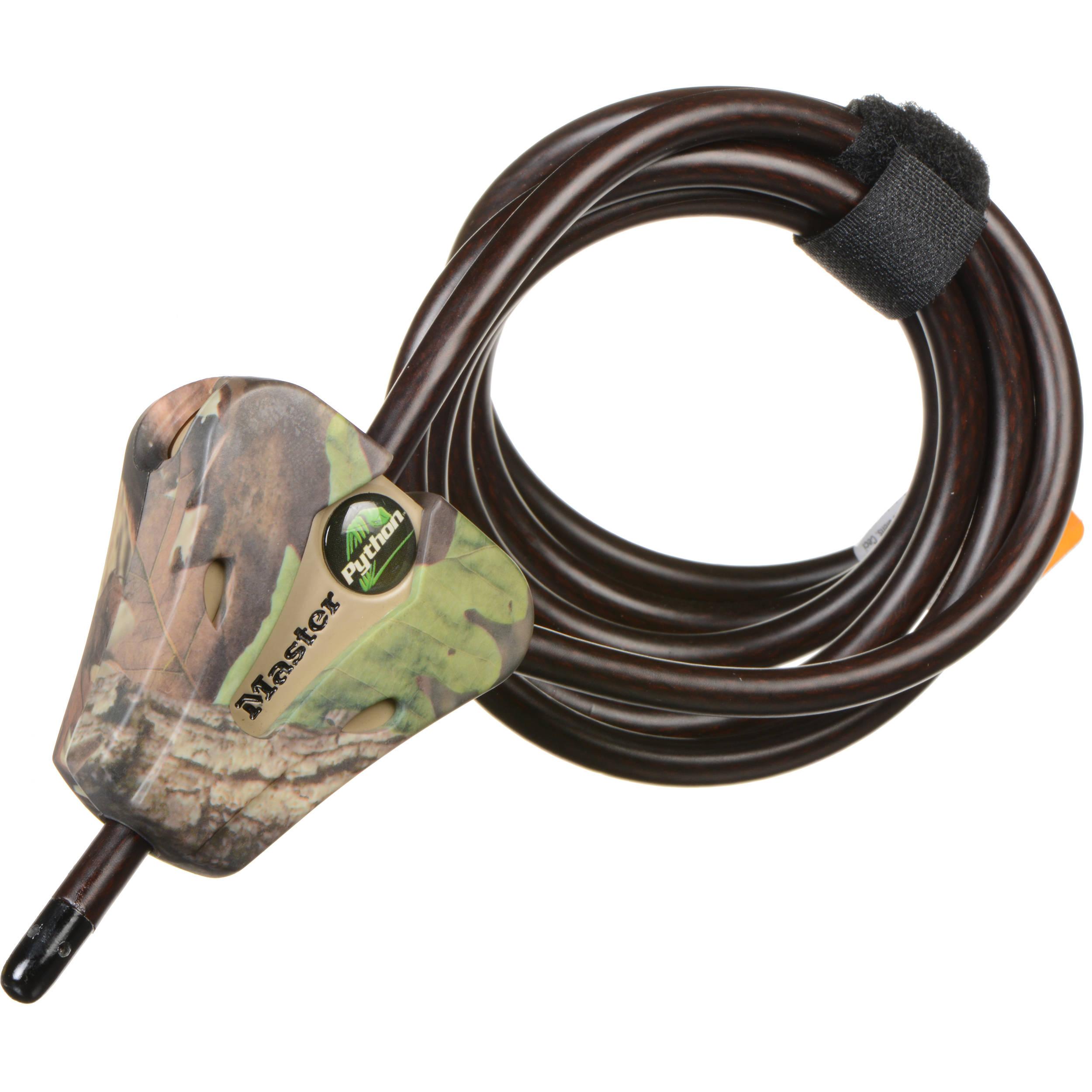 Covert Scouting Cameras Master Lock Python Trail Camera 2151 B&H