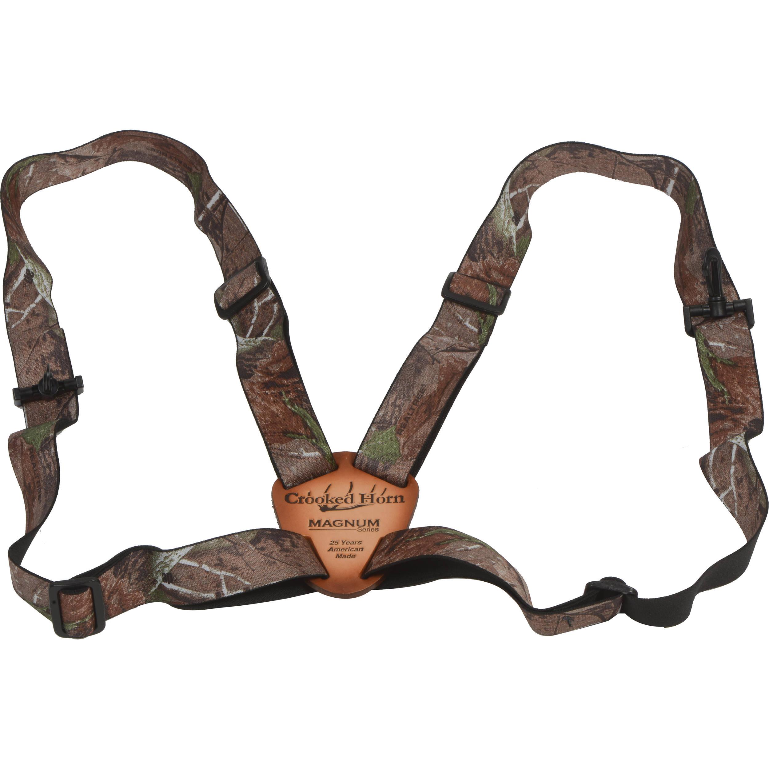 Bino System Binocular Harness Wire Center Dayton 22846c Wiring Digram Crooked Horn Outfitters Magnum Bs 128 Rh Bhphotovideo Com Best Vortex