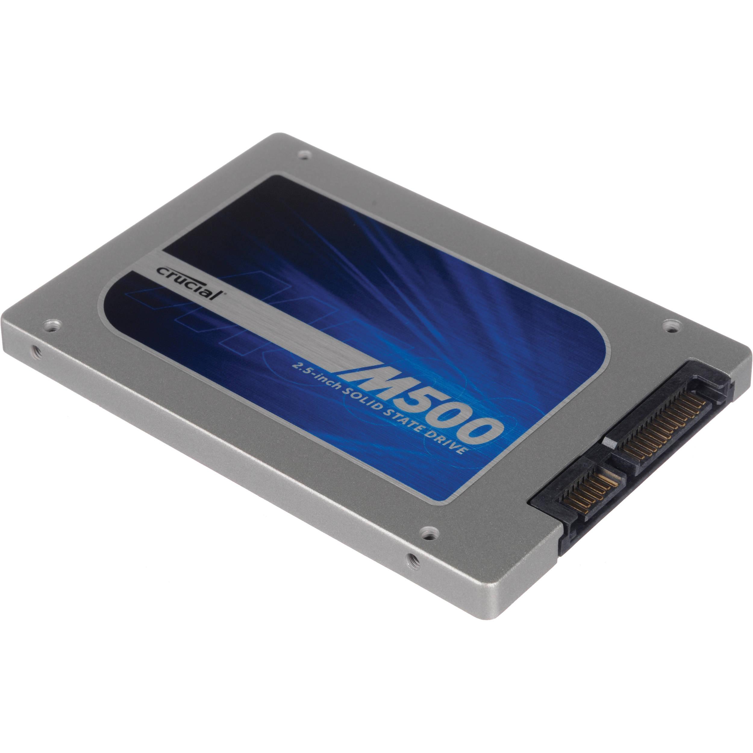 Crucial 960GB M500 2.5