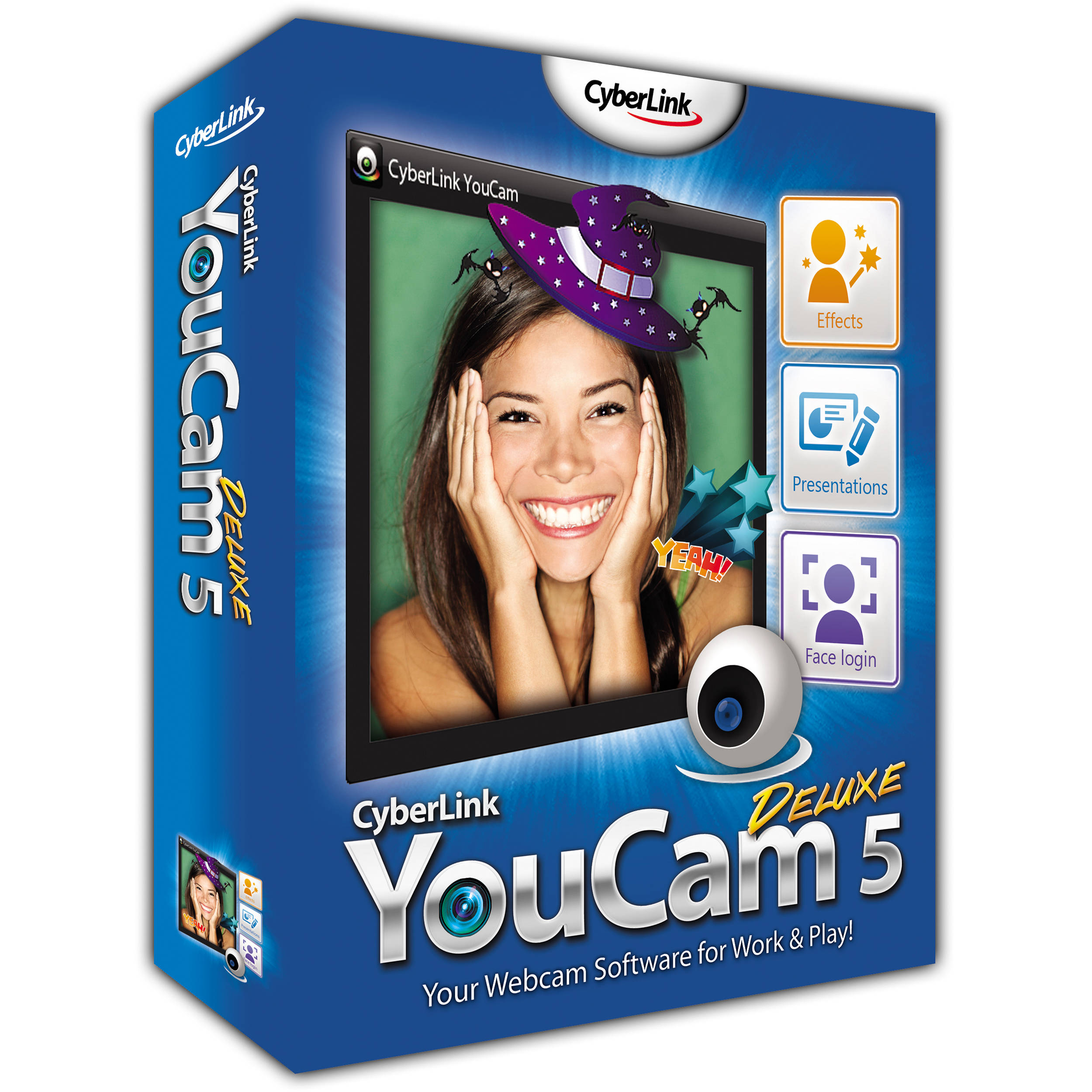 Cyberlink youcam 5 deluxe with crack