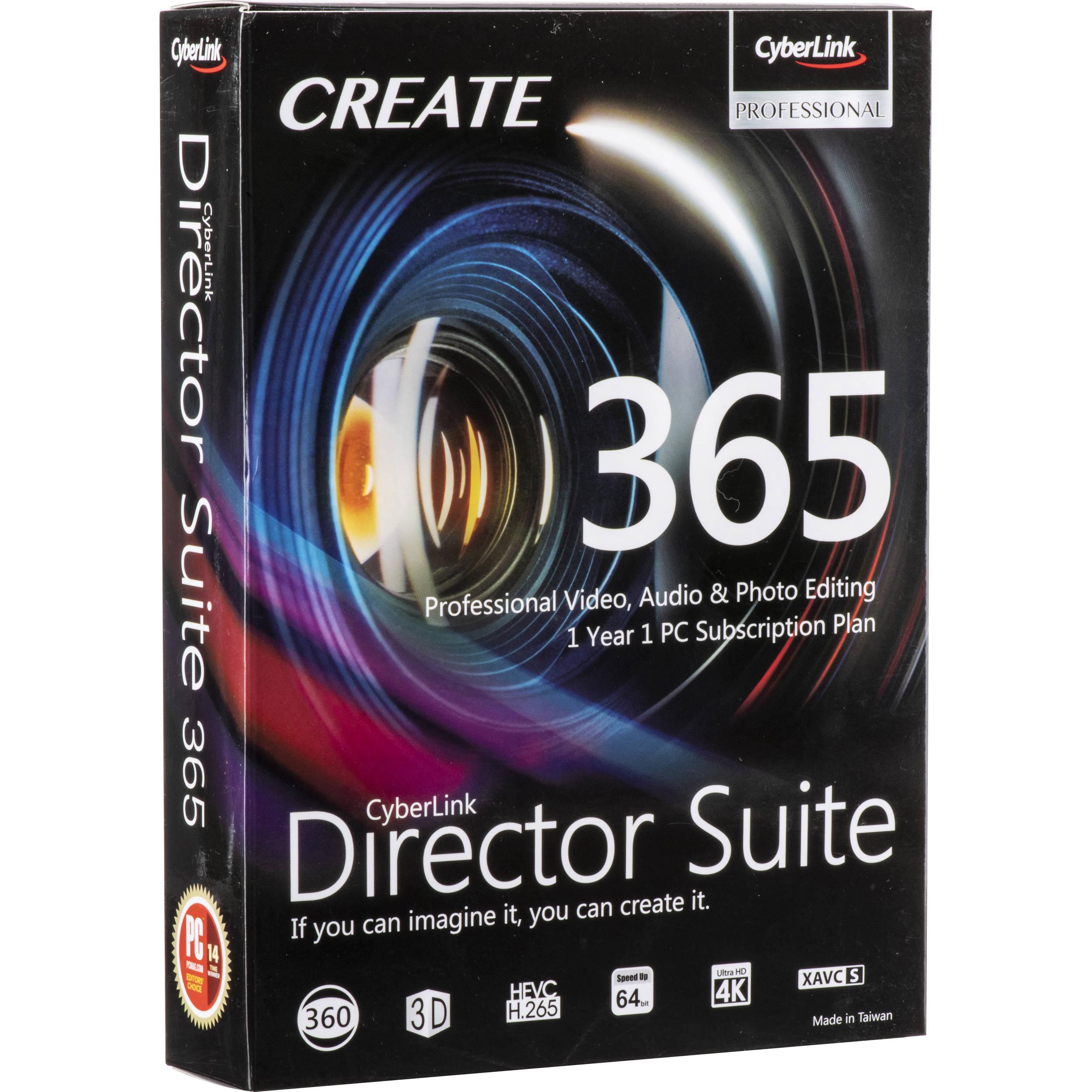 cyberlink director suite 6 tutorial