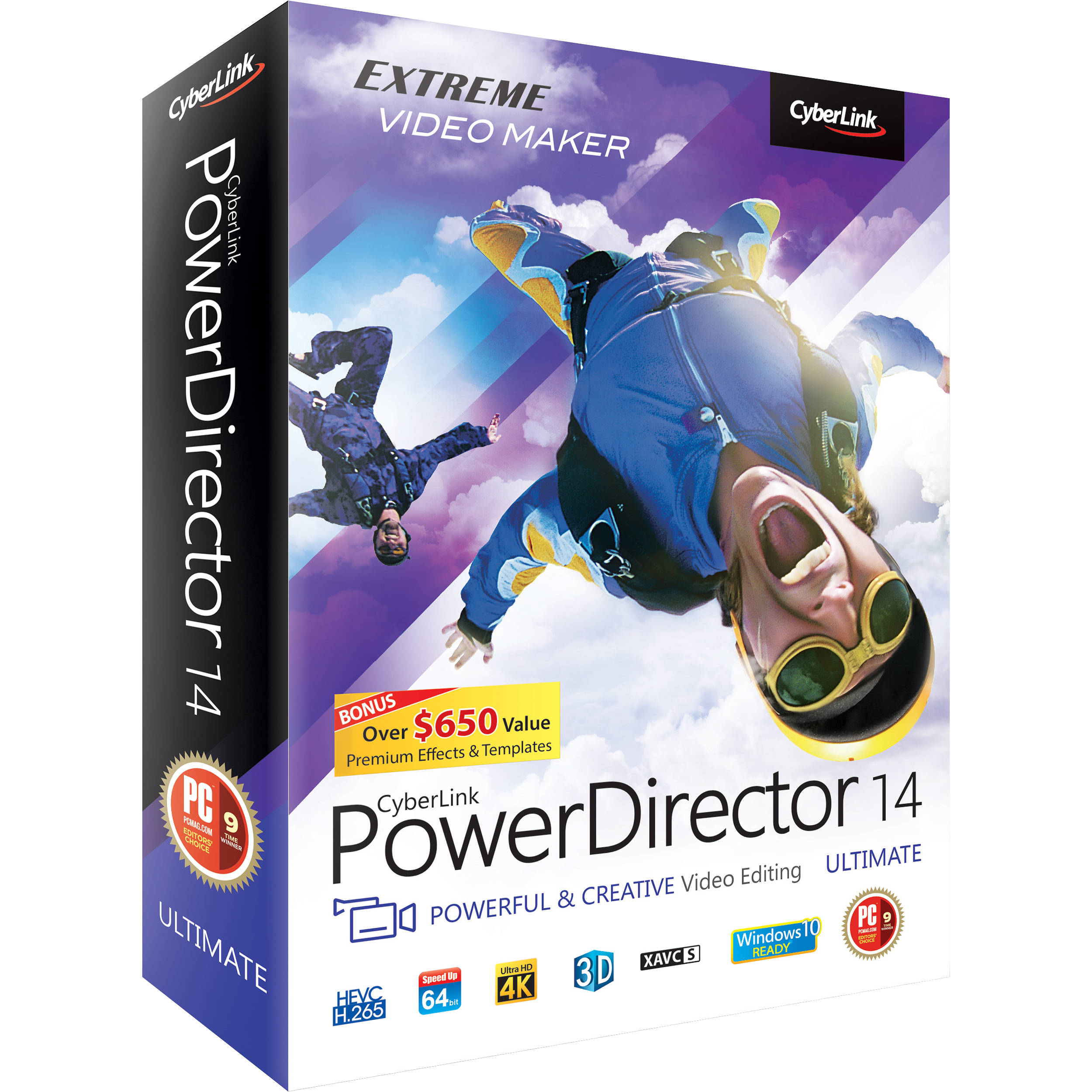 cyberlink powerdirector ultimate suite 14 торрент