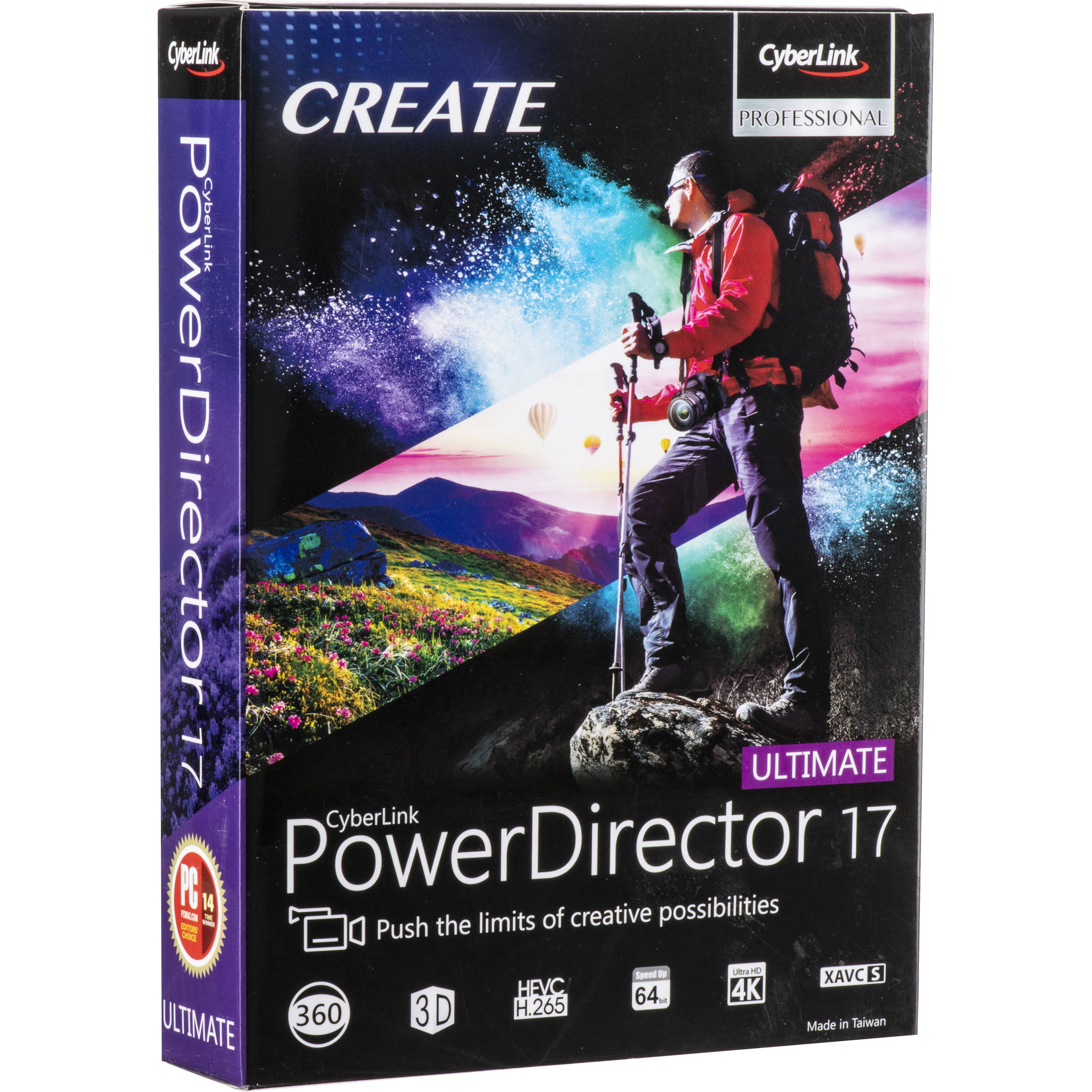 cyberlink powerdirector 17 full download