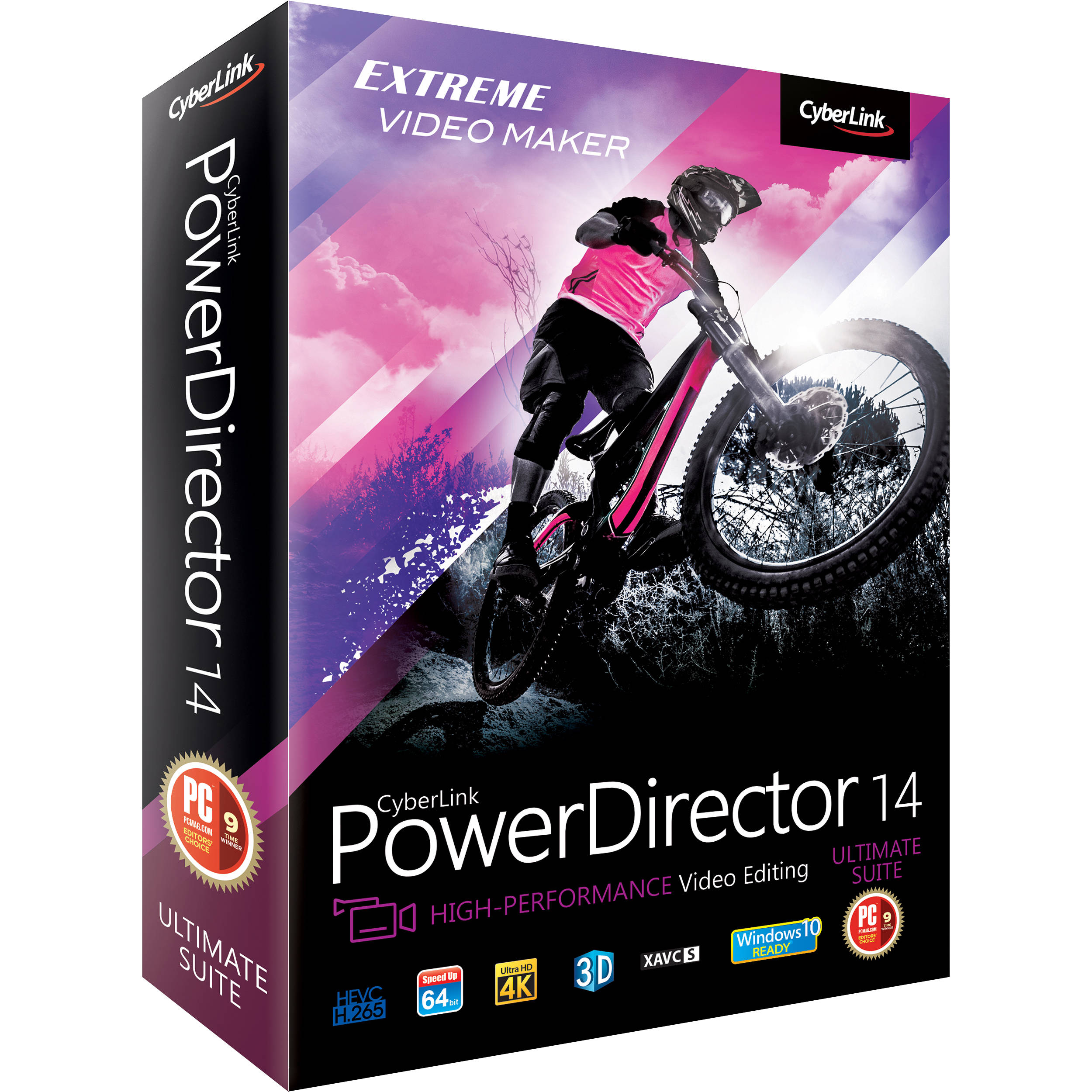 product key to activate cyberlink powerdirector 14