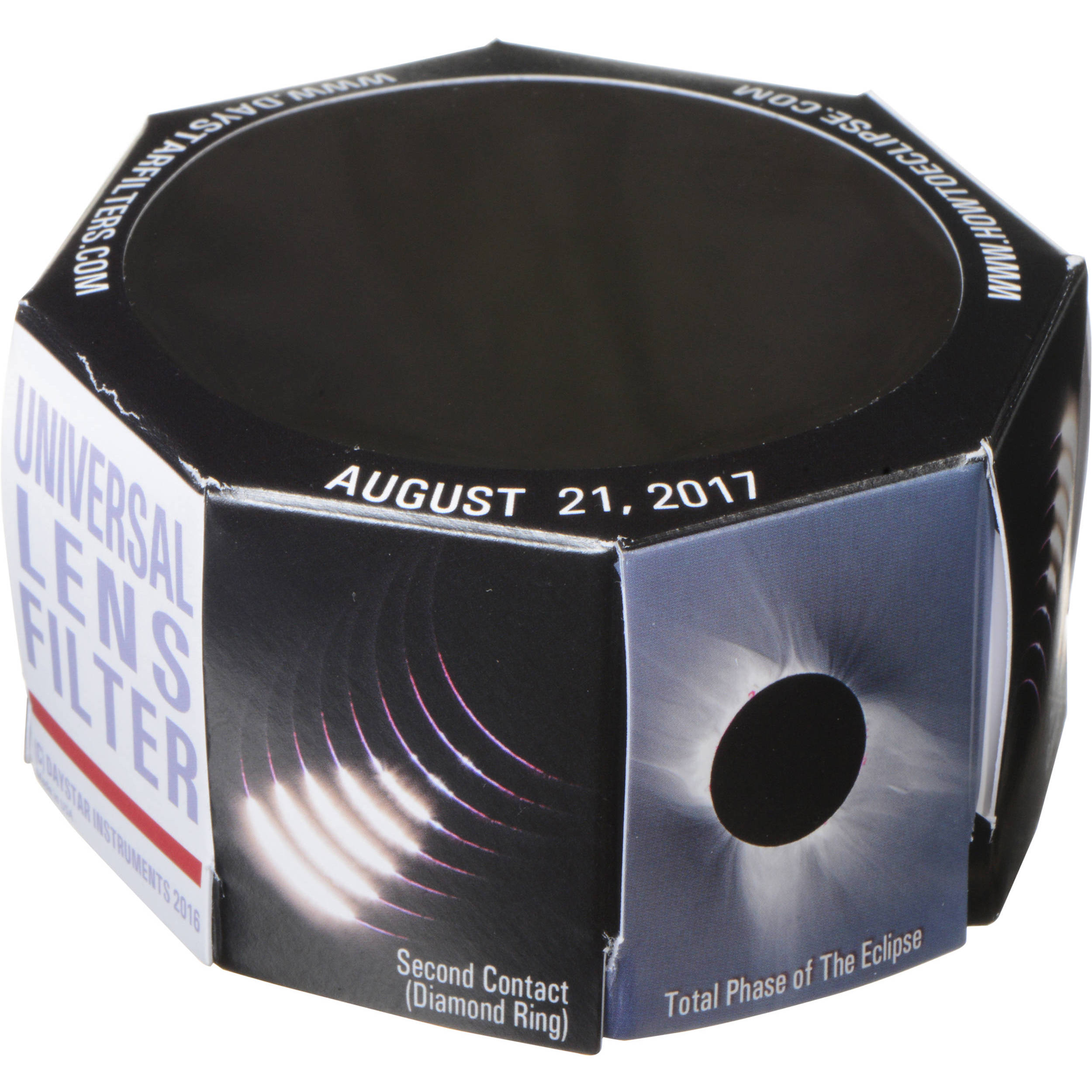 DayStar Filters 50mm White Light Universal Lens Solar ULF50 2