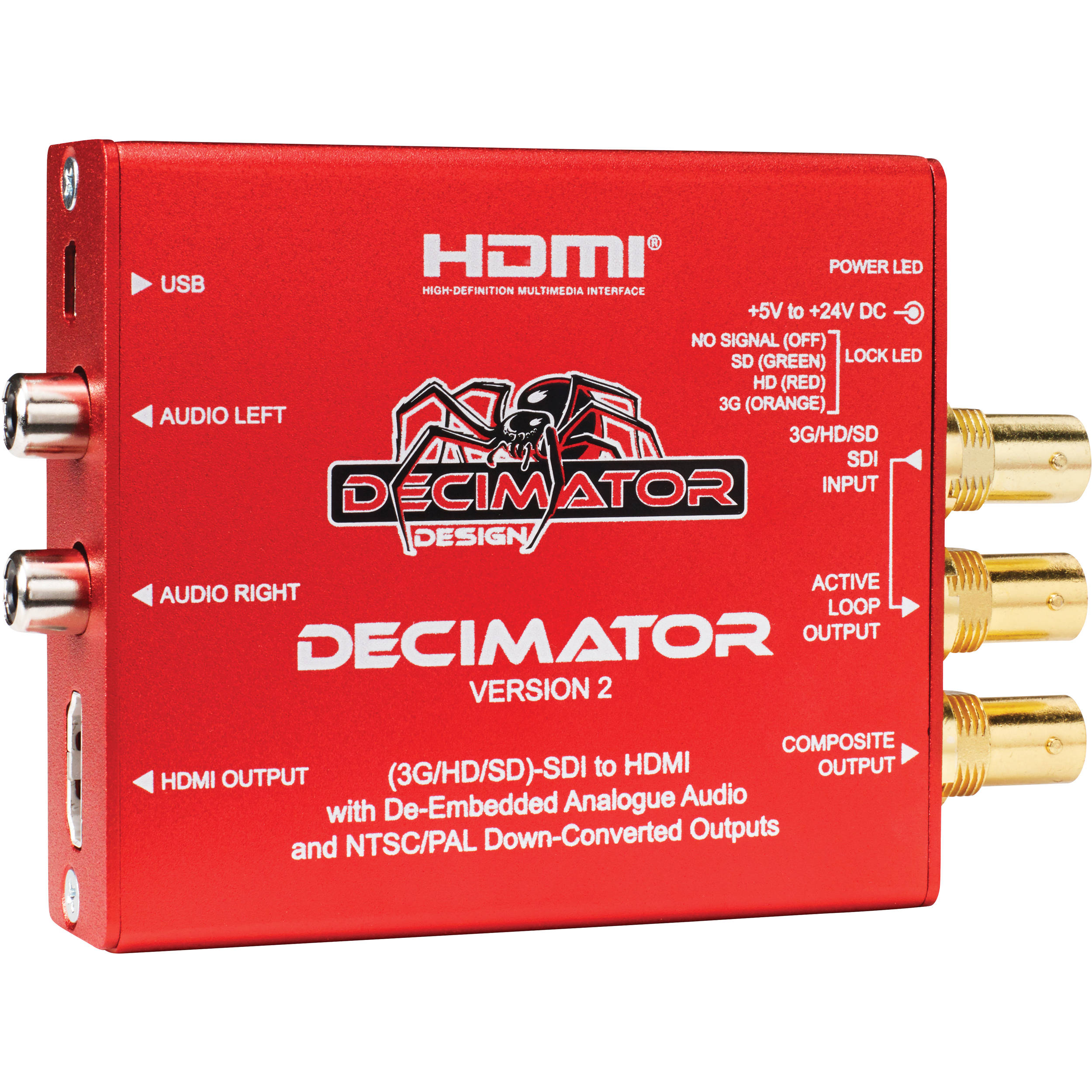 Decimator Dd Dec G