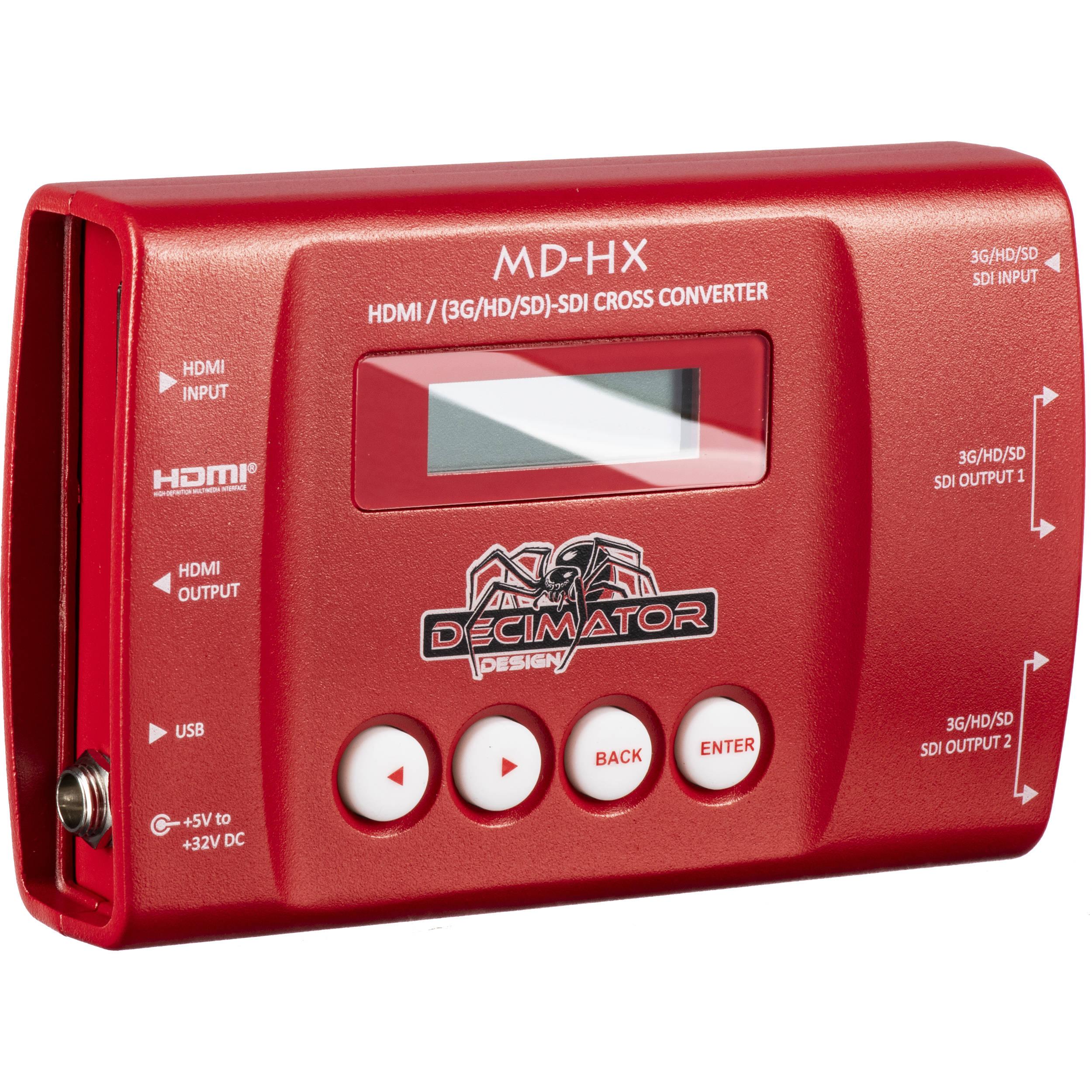 video signal converters b h photo video rh bhphotovideo com
