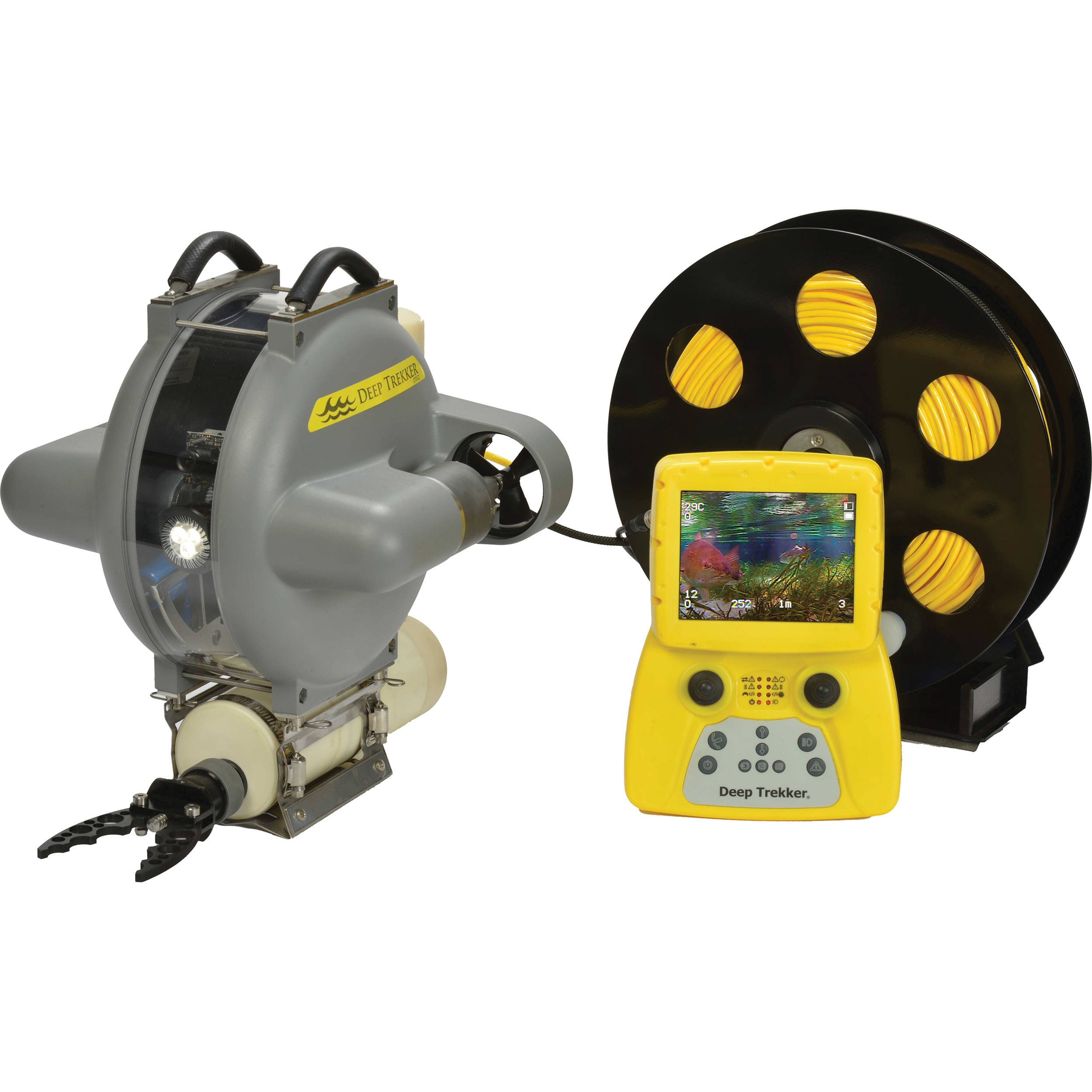 Deep Trekker Dtg2 Underwater Rov Worker Turbo Dt 0202