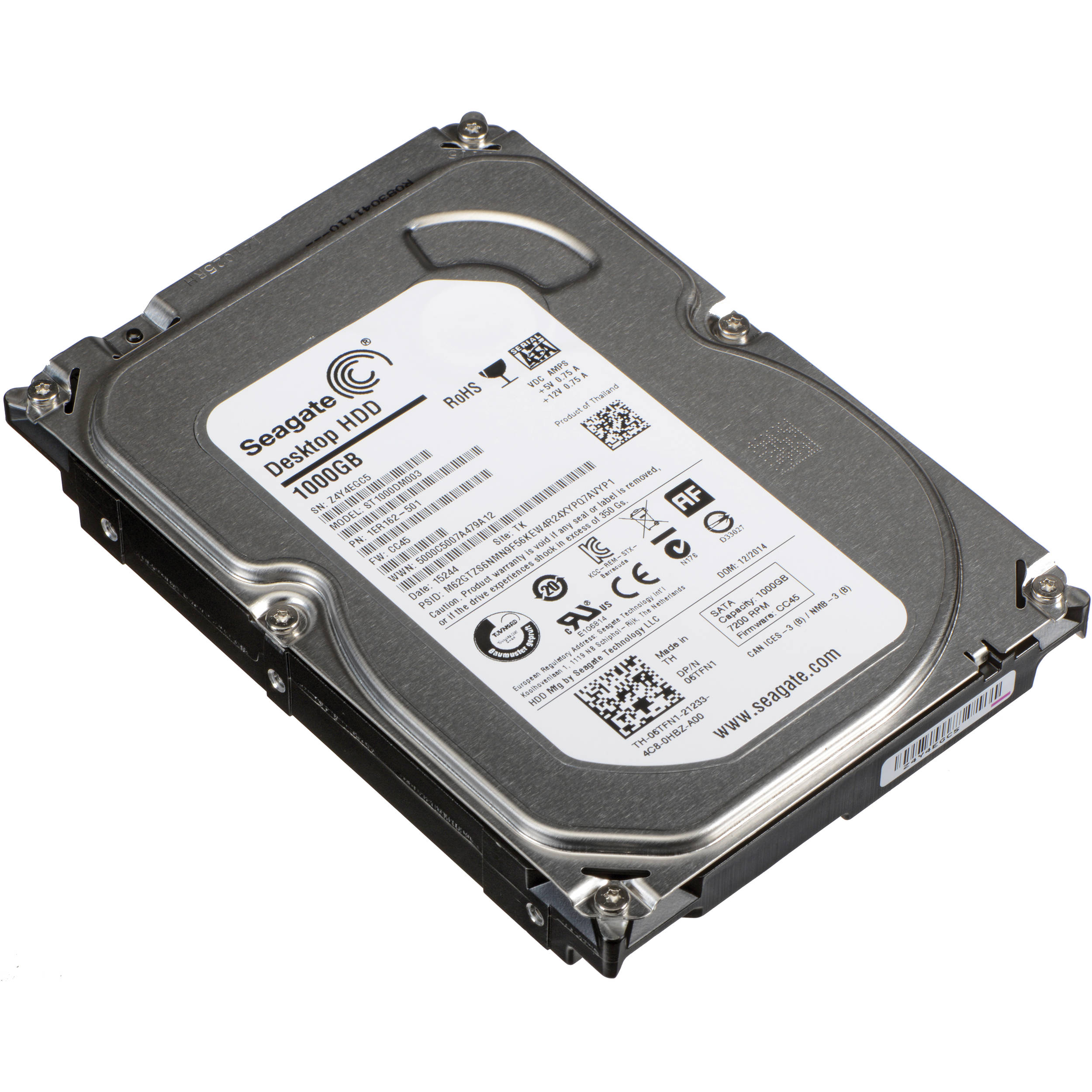 how to retreive files from a 1tb hard drive