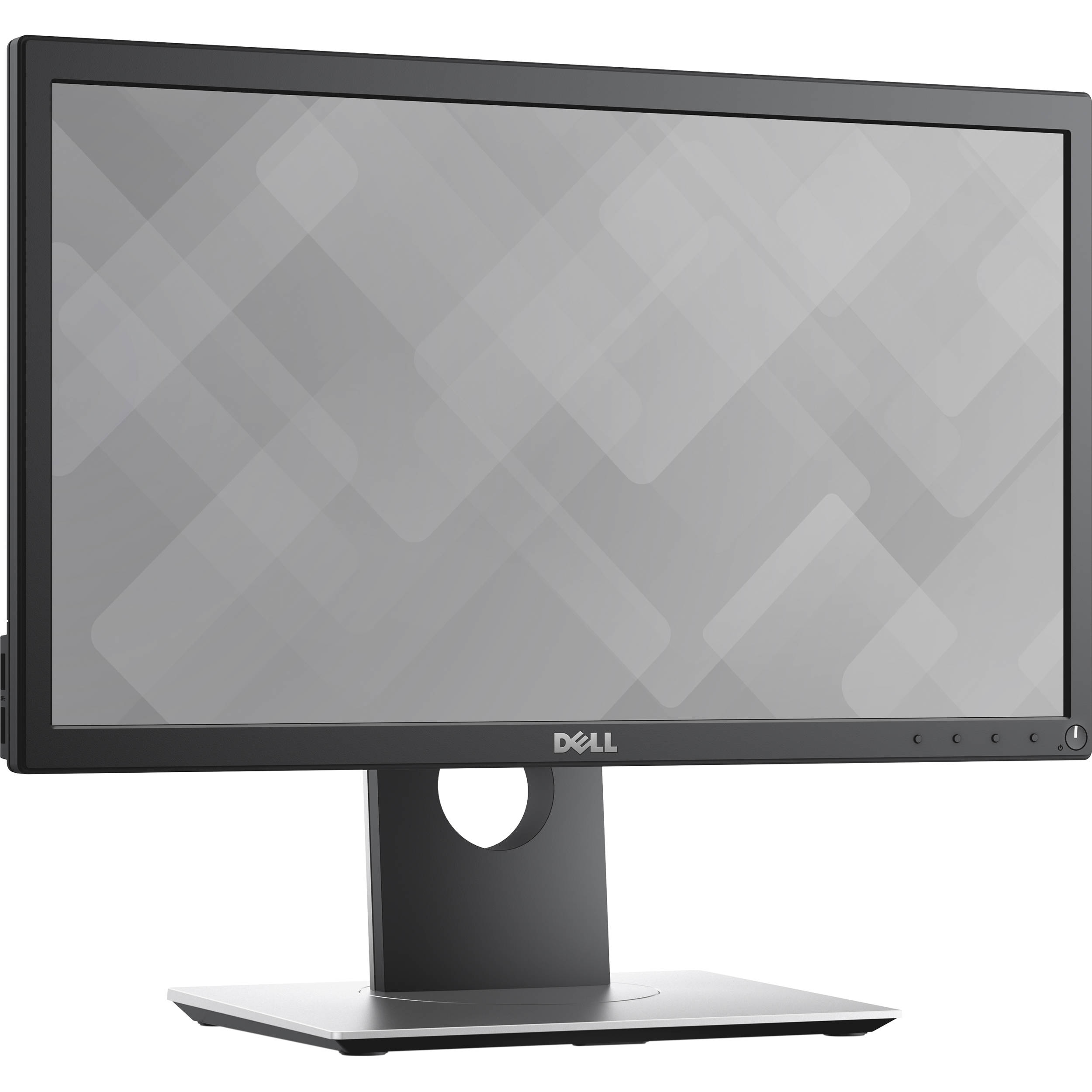dell p2018h 20 16 9 lcd monitor p2018h b h photo video. Black Bedroom Furniture Sets. Home Design Ideas