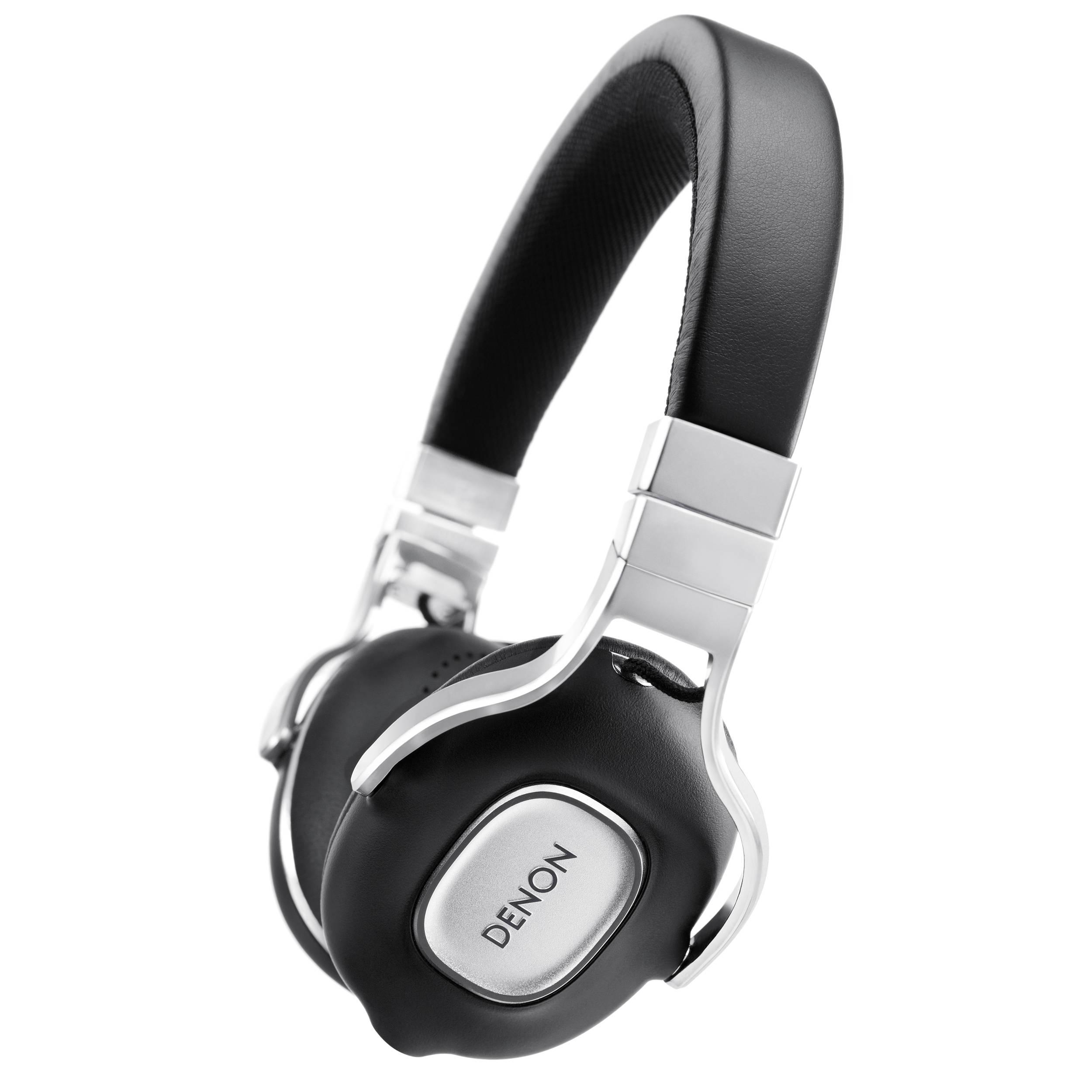 Denon AH-MM300 On-Ear Headphones AHMM300 B&H Photo Video