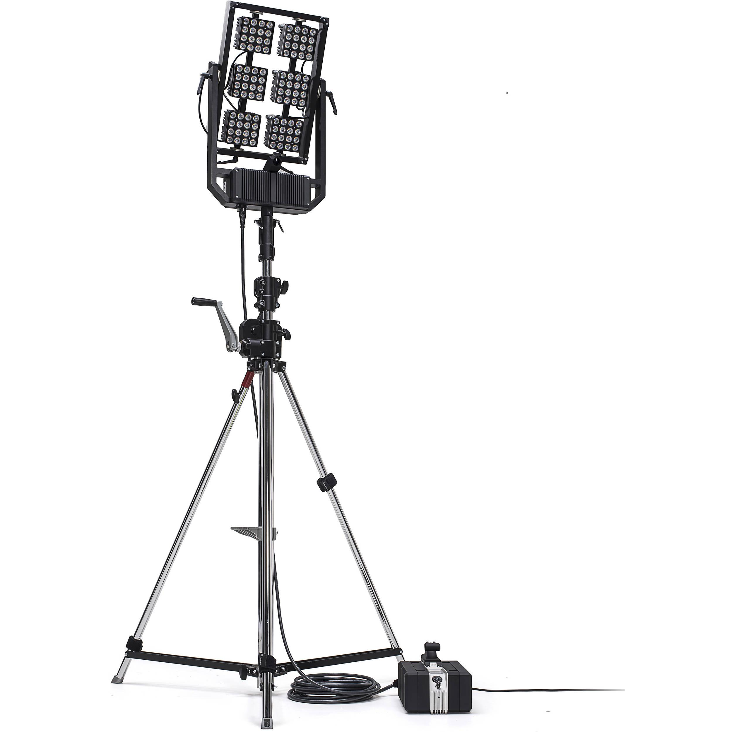 digital sputnik ds6 led frame wireless artnet system ds2dus b u0026h