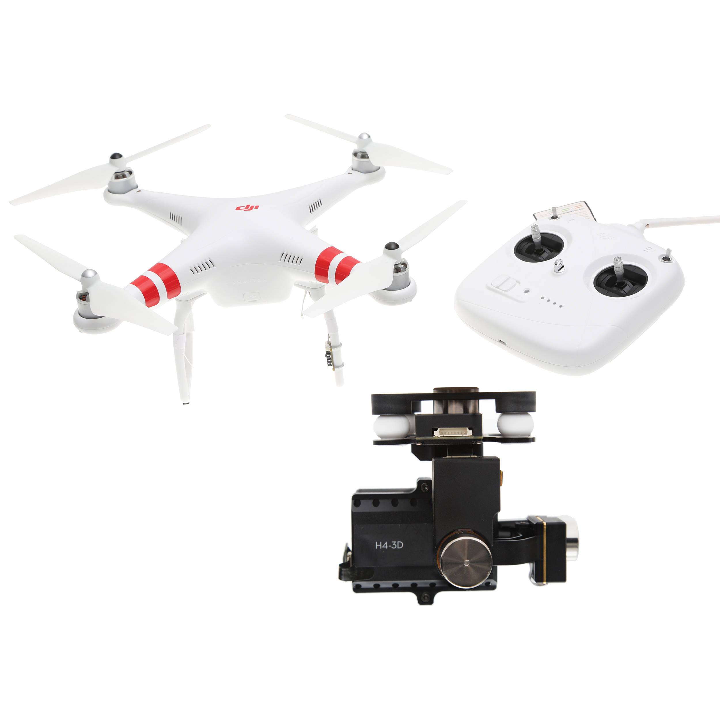 Dji phantom 2 gimbal gopro 4 mavic air combo standard характеристики камеры