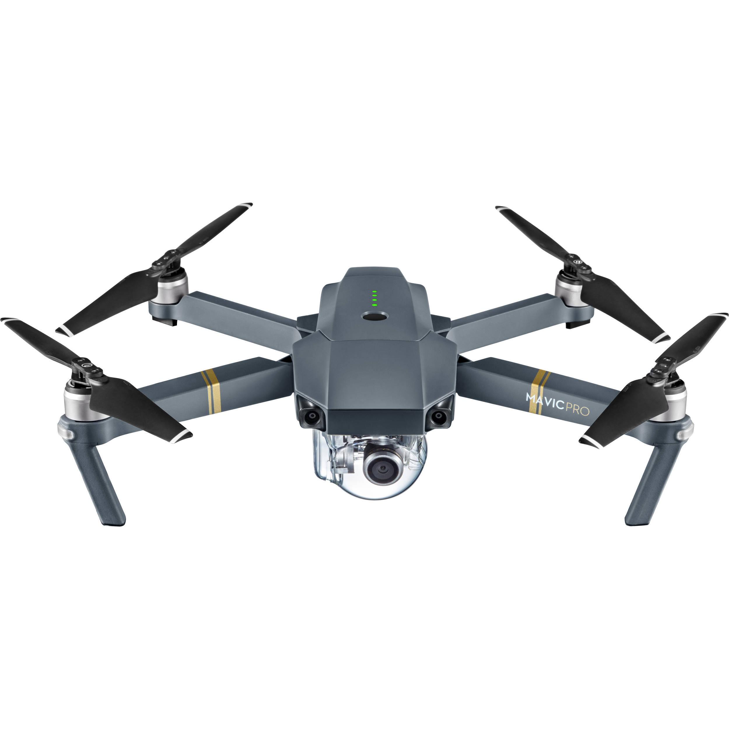 Dji Mavic Pro Camera Drone Cppt000500 Mavic Pro Bh