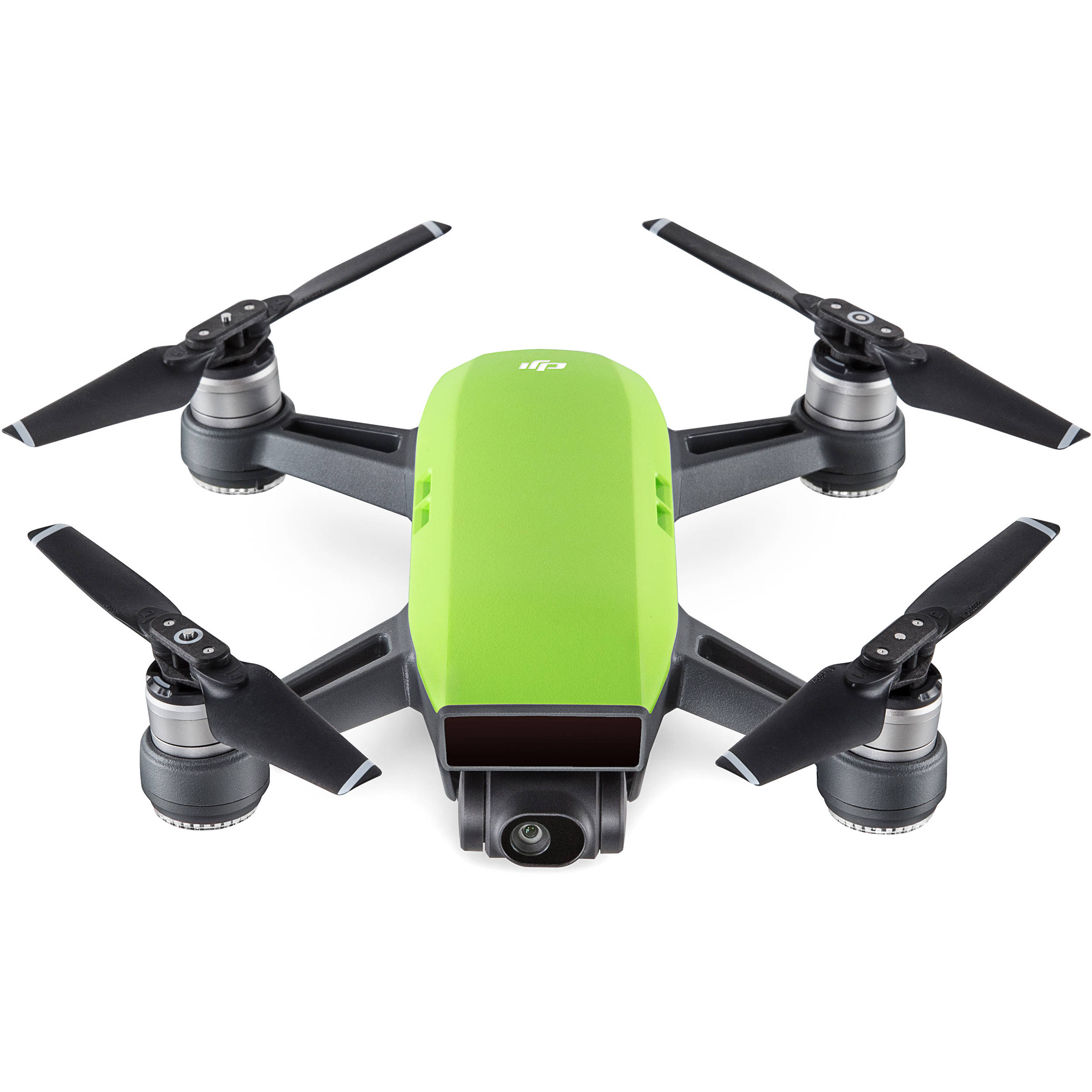 Dji Spark Drone >> Dji Spark Drone Quadcopter Meadow Green B H